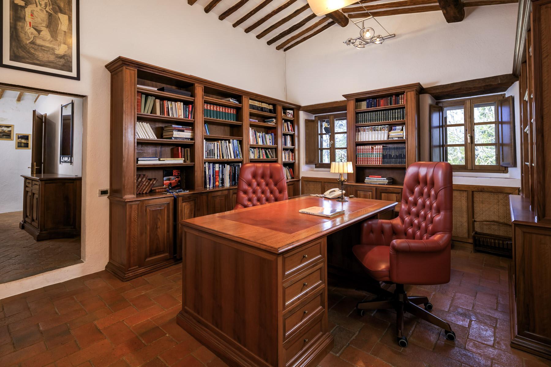 Villa in Vendita a Gaiole In Chianti: 5 locali, 465 mq - Foto 22