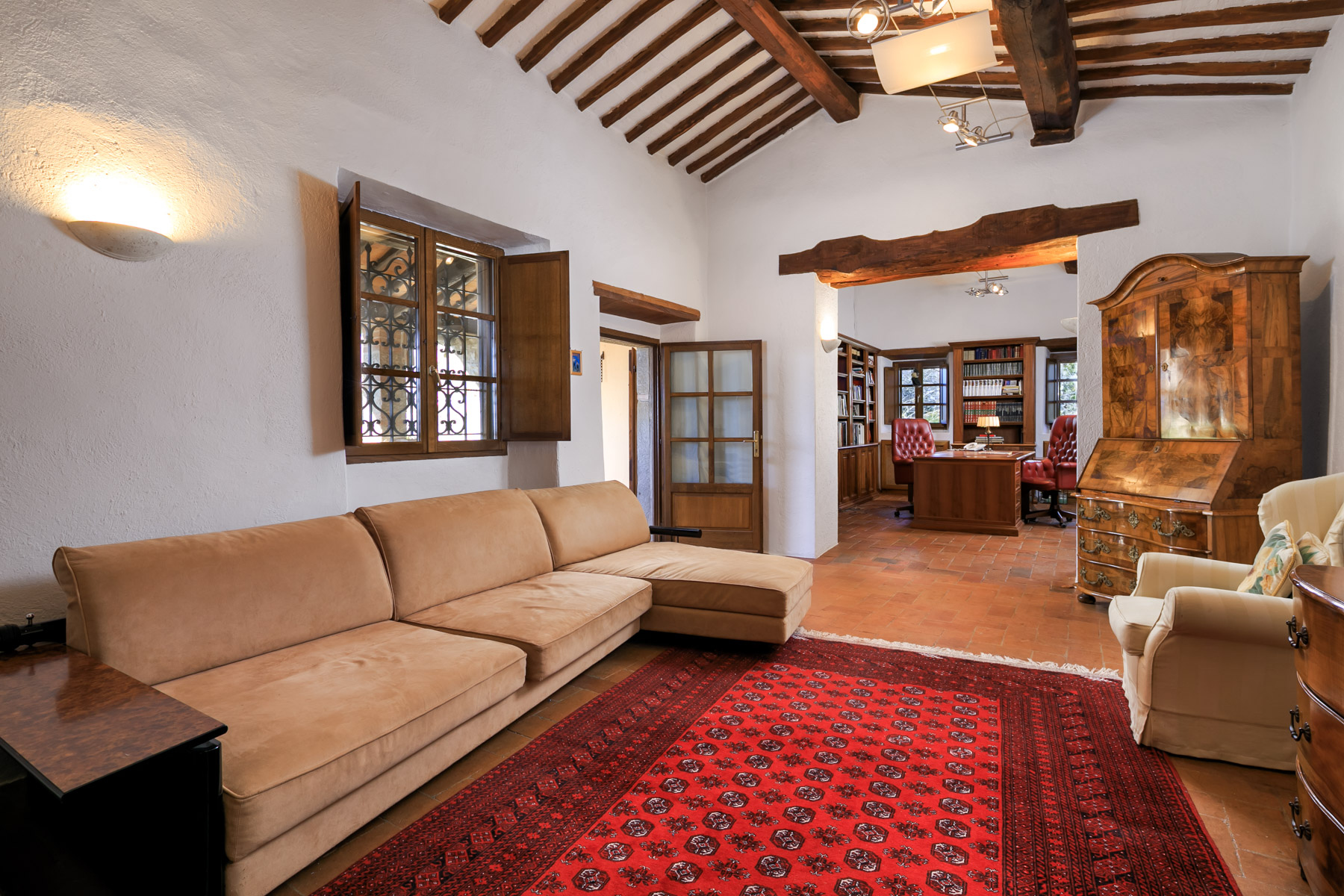 Villa in Vendita a Gaiole In Chianti: 5 locali, 465 mq - Foto 23
