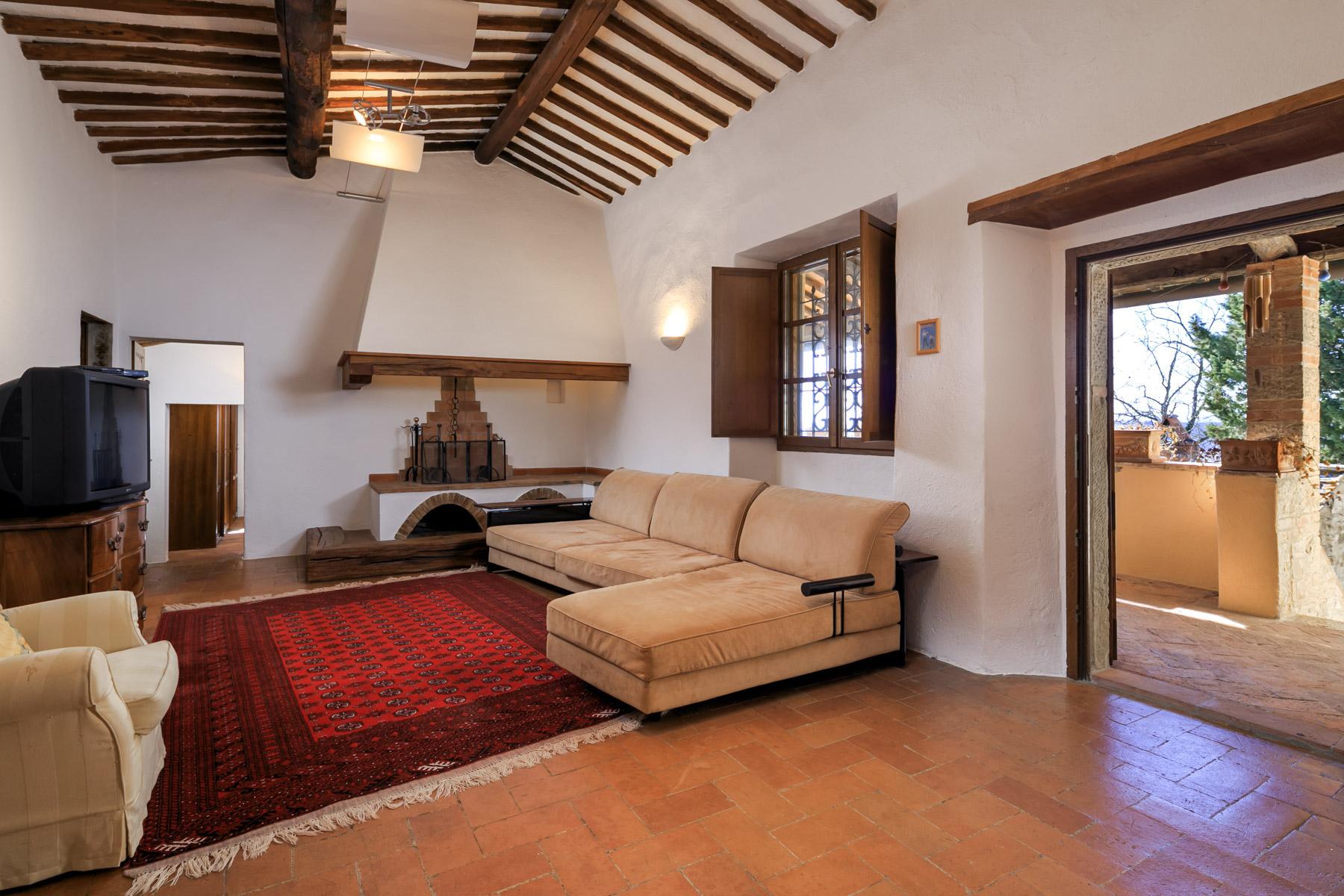 Villa in Vendita a Gaiole In Chianti: 5 locali, 465 mq - Foto 24
