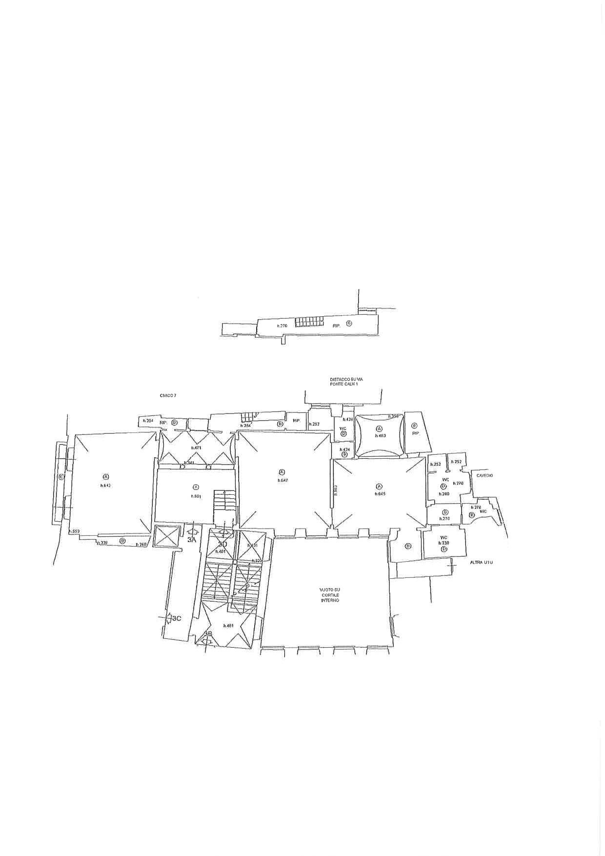 Appartamento in Vendita a Genova: 4 locali, 304 mq - Foto 21