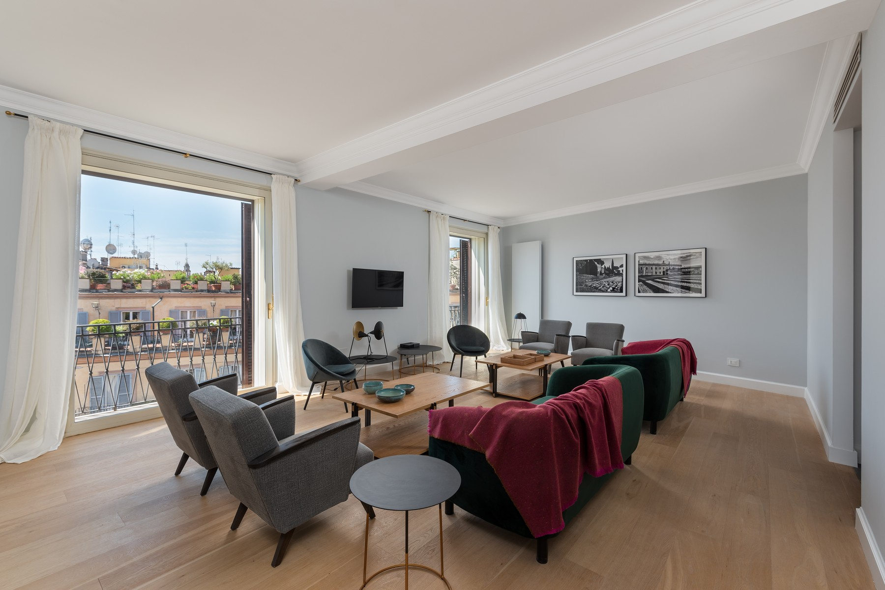 Appartamento in Affitto a Roma 01 Centro Storico: 5 locali, 250 mq