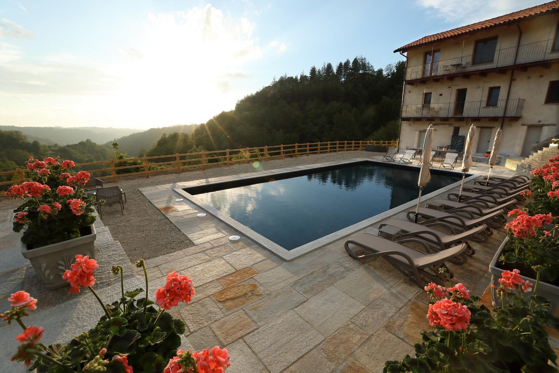 Villa in Vendita a Bonvicino