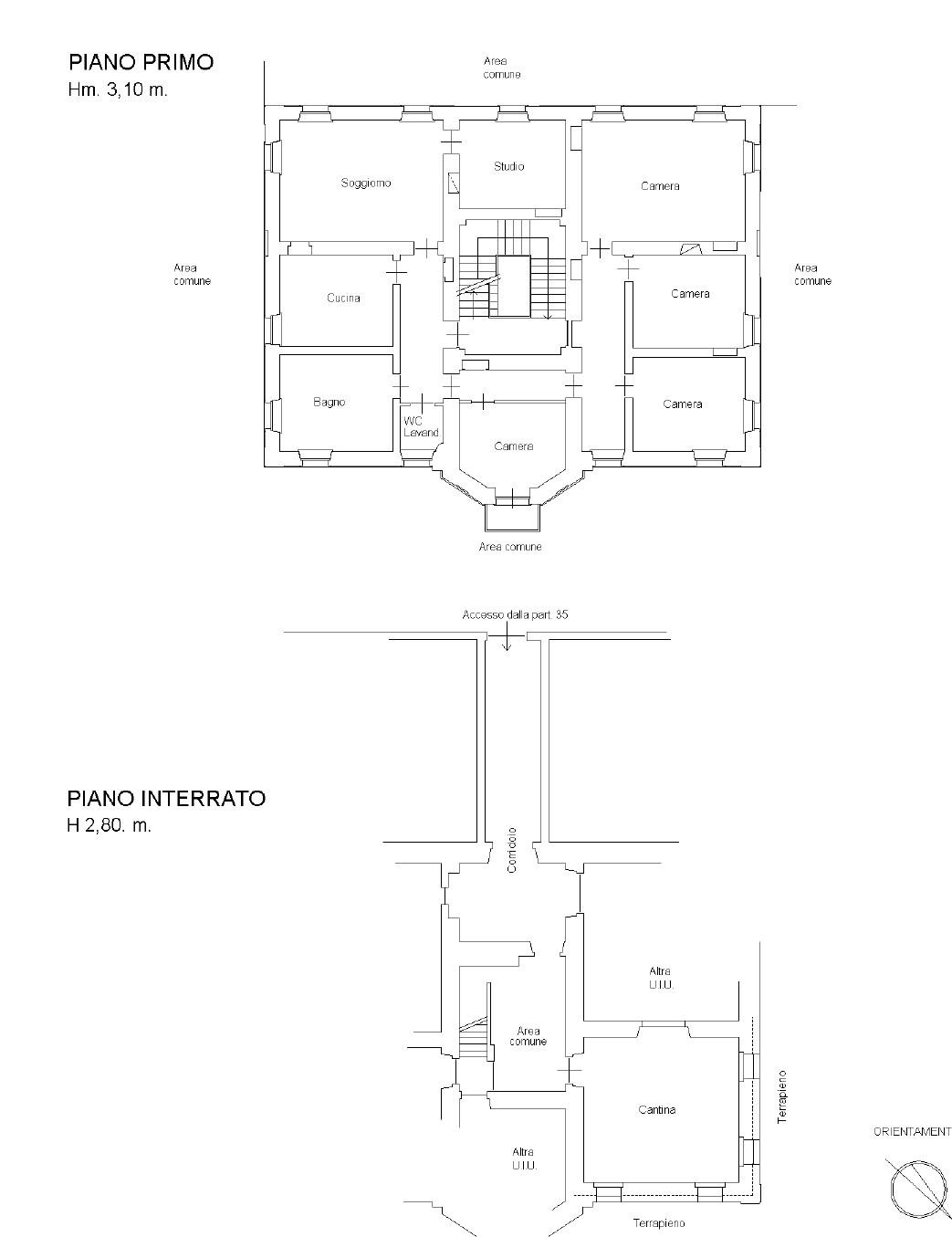 Villa in Vendita a Castagneto Po: 5 locali, 600 mq - Foto 21