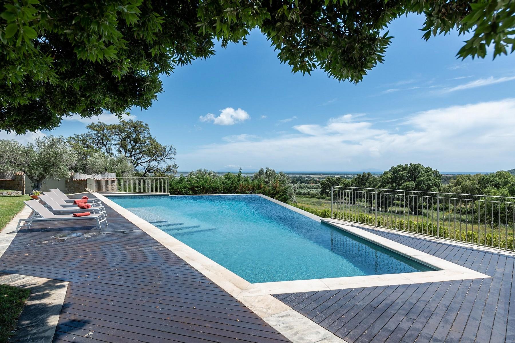 Villa in Vendita a Castiglione Della Pescaia: 5 locali, 310 mq - Foto 15