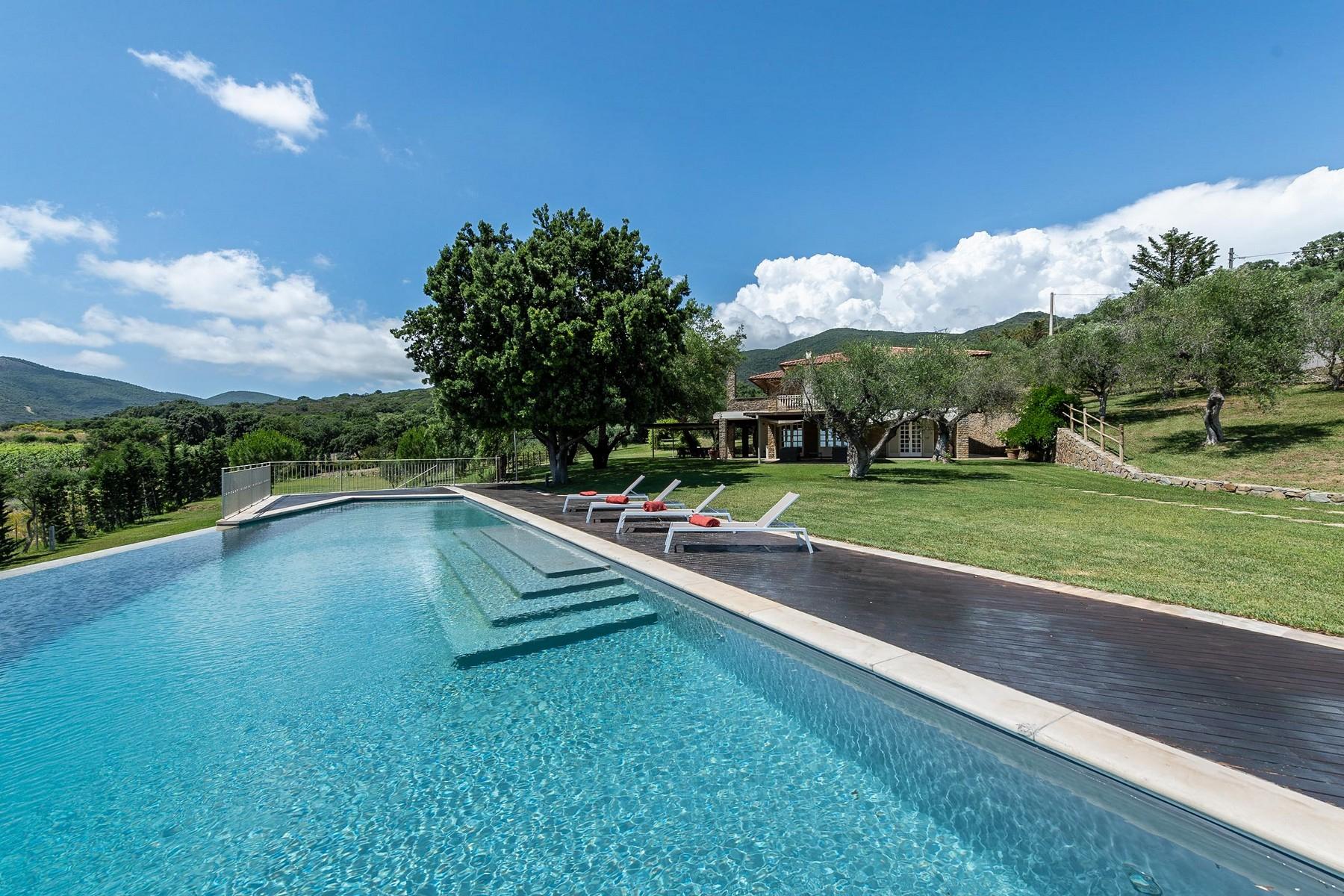 Villa in Vendita a Castiglione Della Pescaia: 5 locali, 310 mq - Foto 12