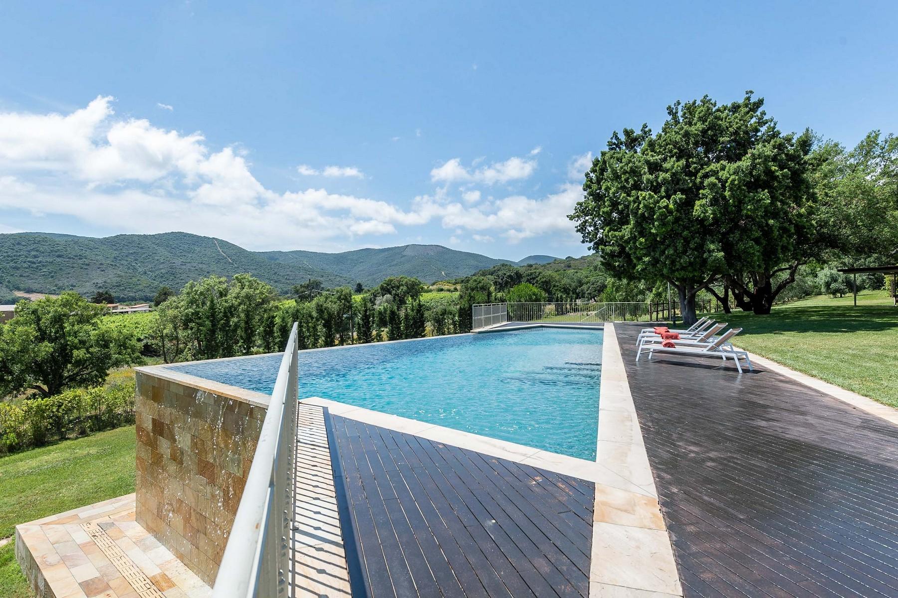 Villa in Vendita a Castiglione Della Pescaia: 5 locali, 310 mq - Foto 13