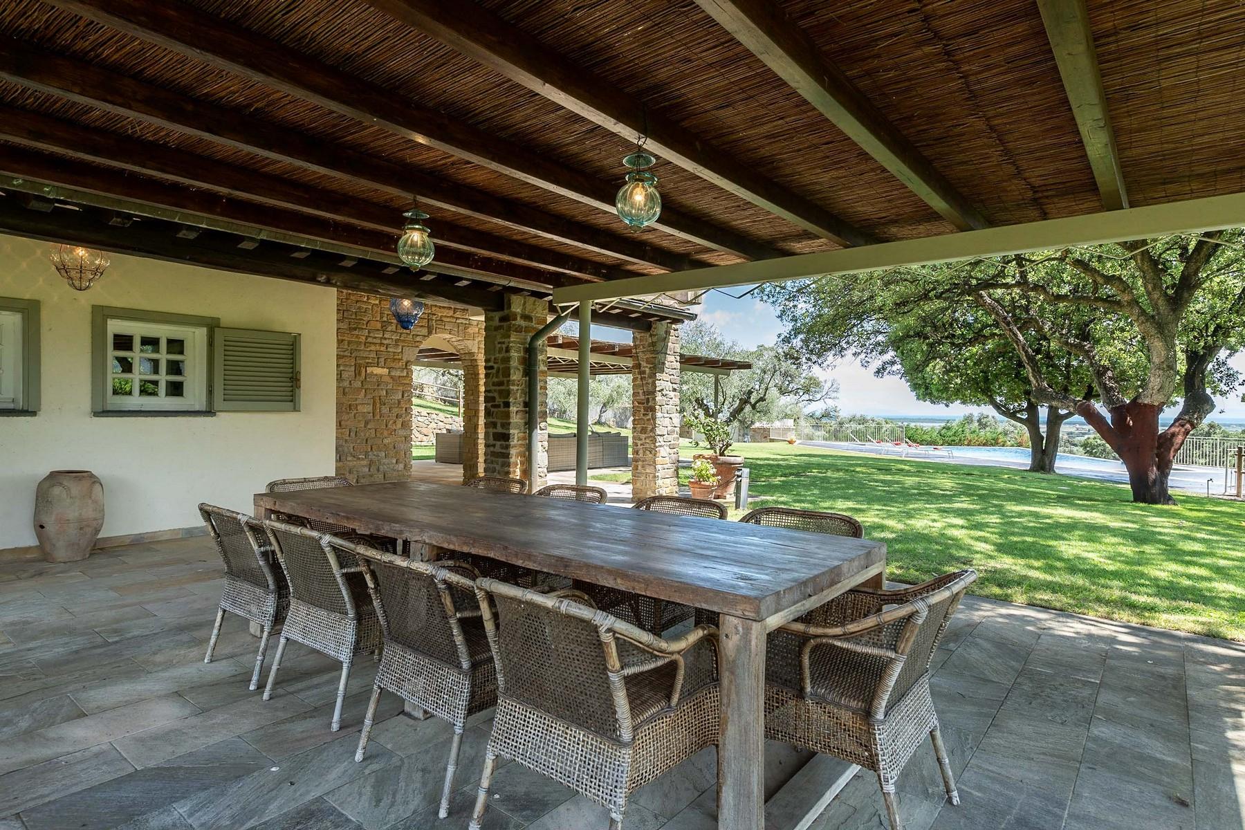 Villa in Vendita a Castiglione Della Pescaia: 5 locali, 310 mq - Foto 10