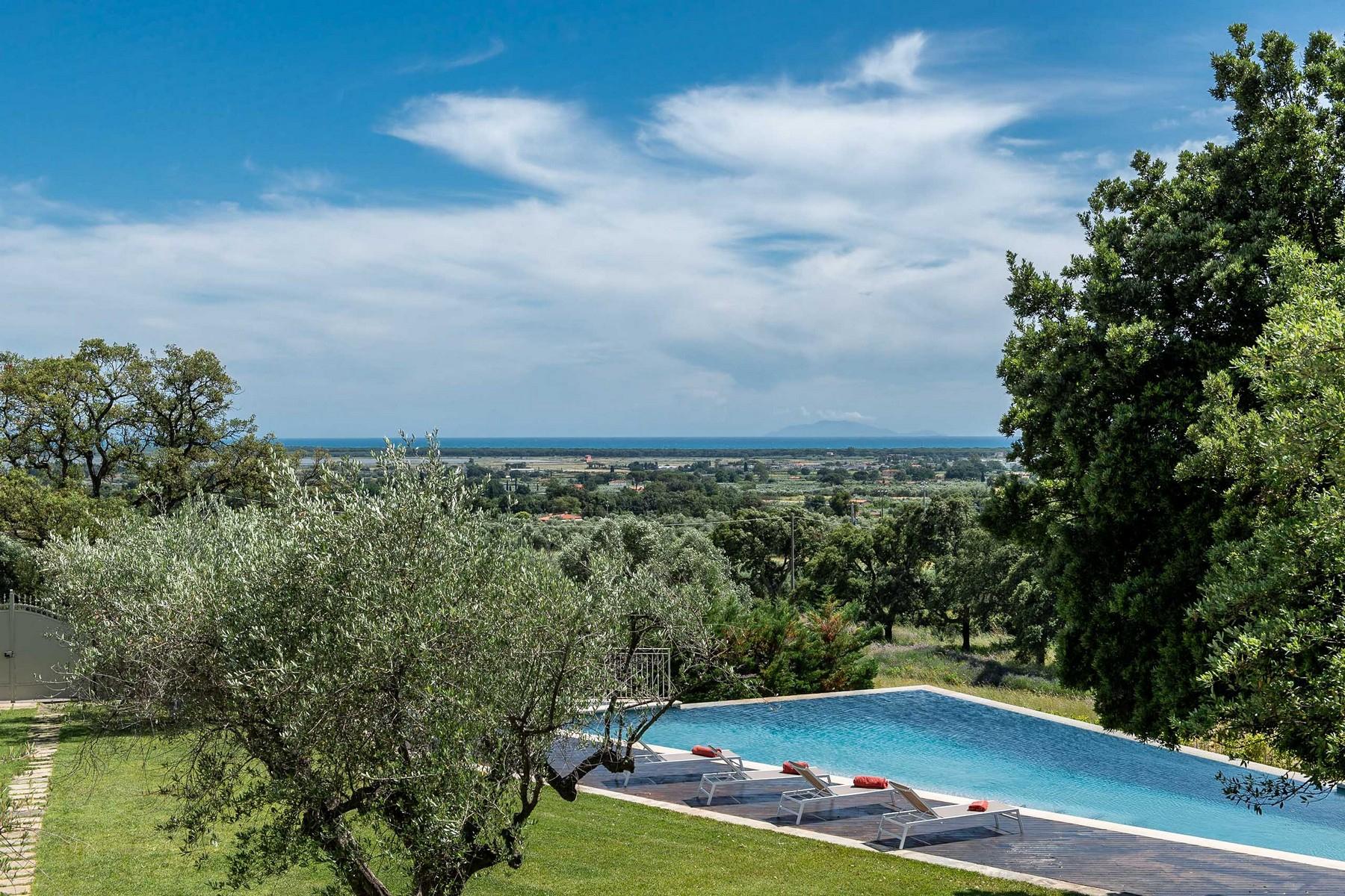 Villa in Vendita a Castiglione Della Pescaia: 5 locali, 310 mq