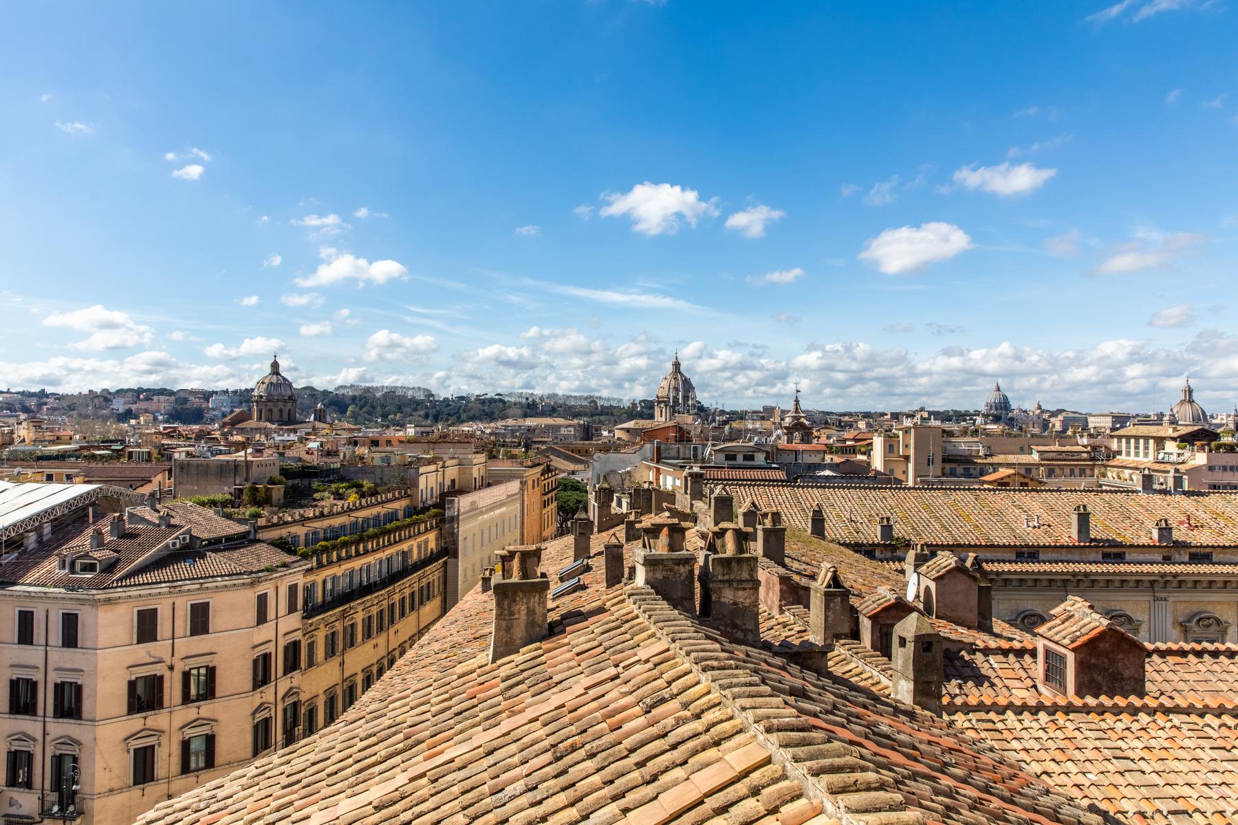 Attico in Affitto a Roma: 5 locali, 160 mq - Foto 28
