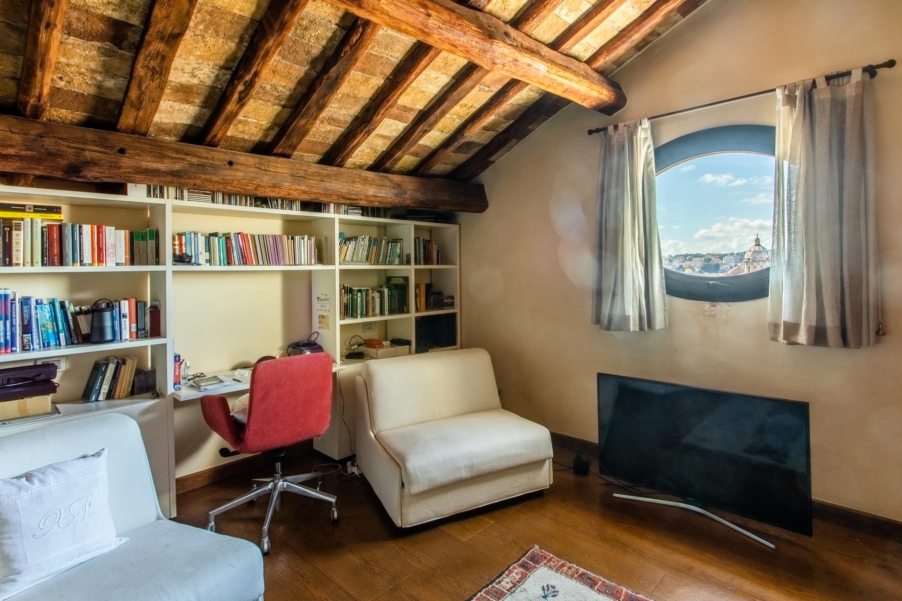 Attico in Affitto a Roma: 5 locali, 160 mq - Foto 21