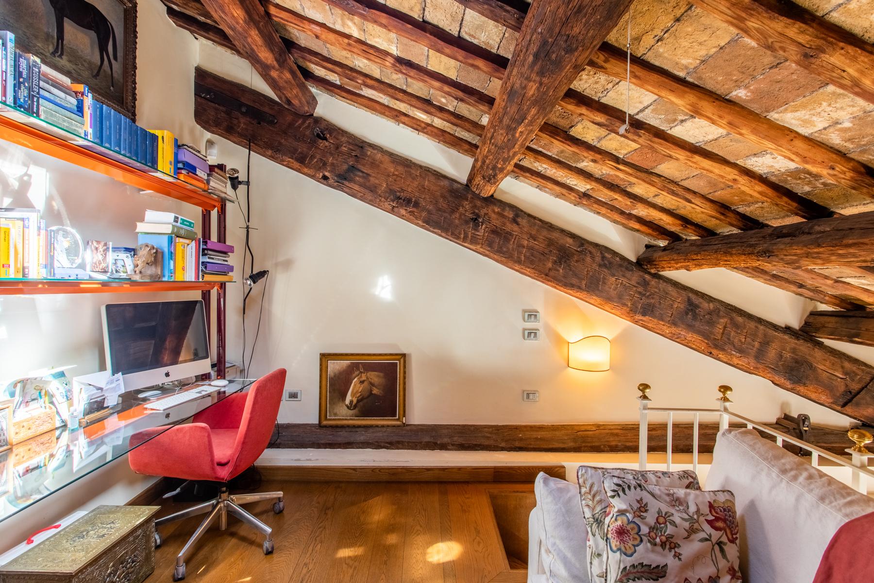 Attico in Affitto a Roma: 5 locali, 160 mq - Foto 11