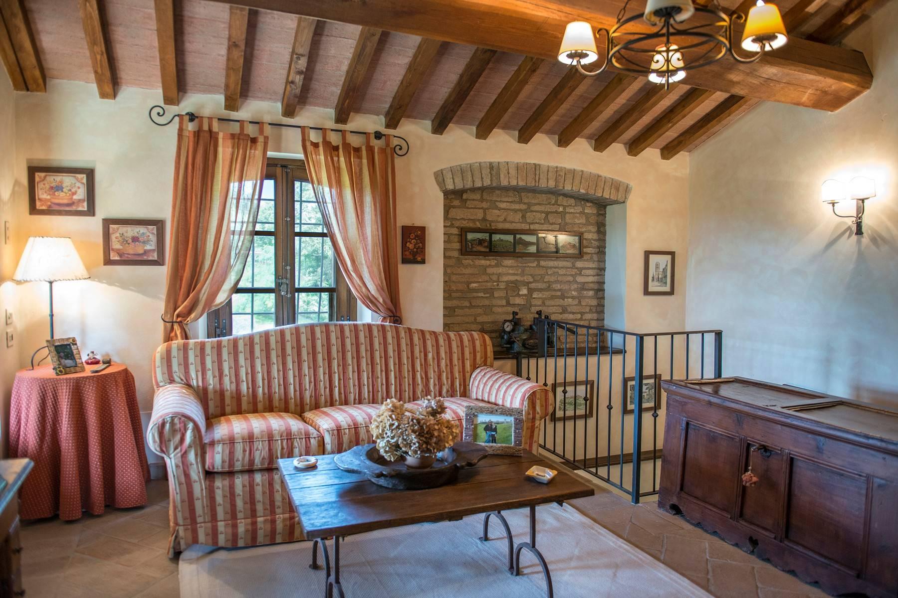 Villa in Vendita a Citta' Della Pieve: 5 locali, 350 mq - Foto 12