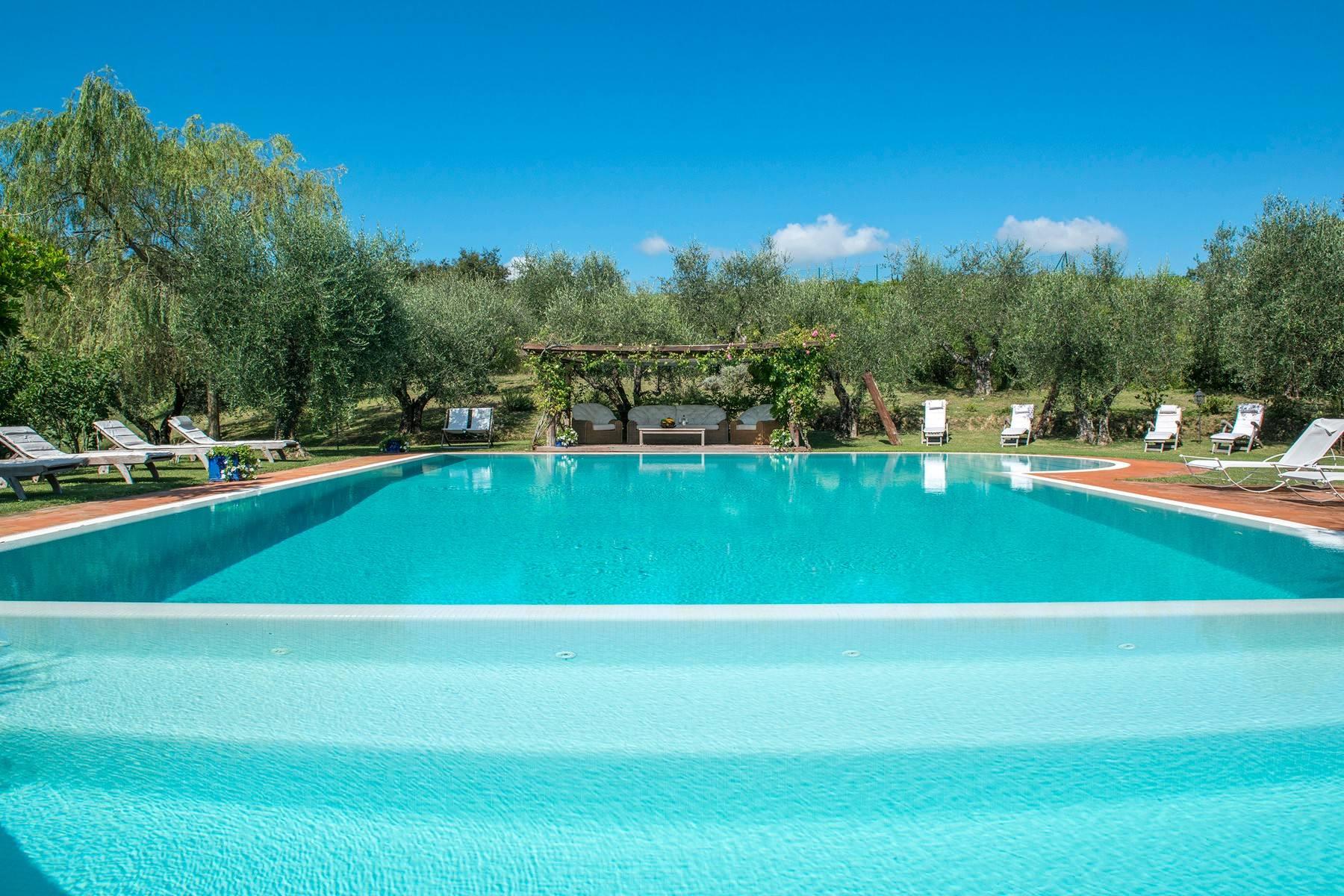 Villa in Vendita a Citta' Della Pieve: 5 locali, 350 mq - Foto 11