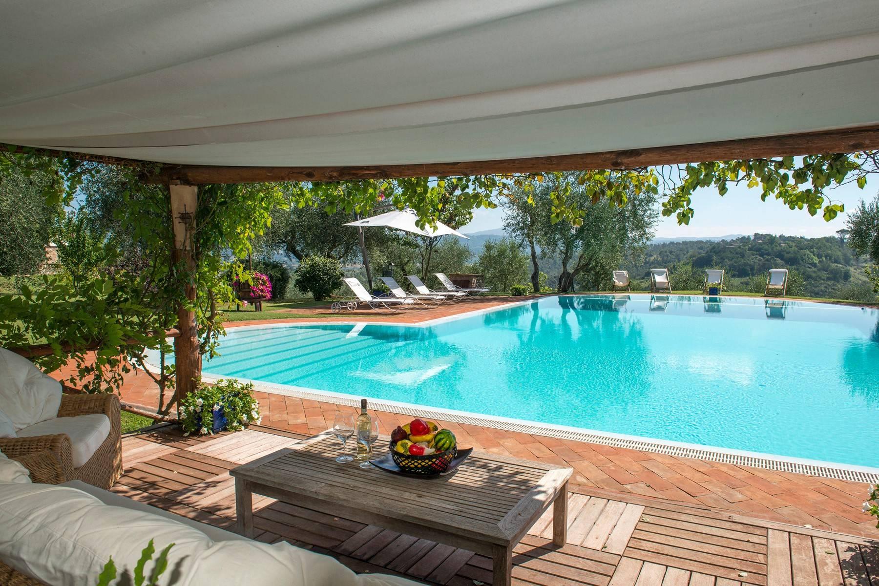 Villa in Vendita a Citta' Della Pieve: 5 locali, 350 mq - Foto 22