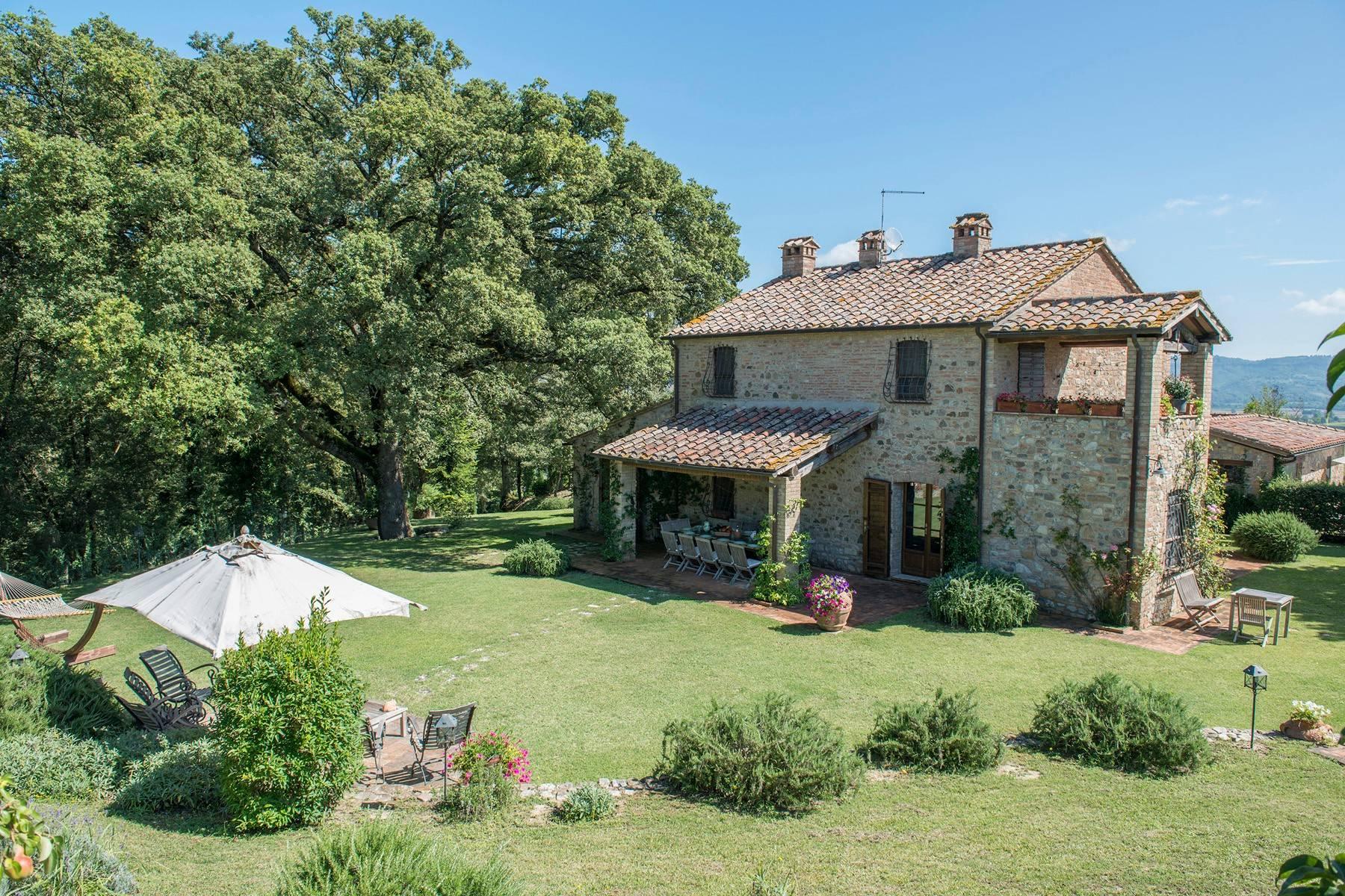 Villa in Vendita a Citta' Della Pieve