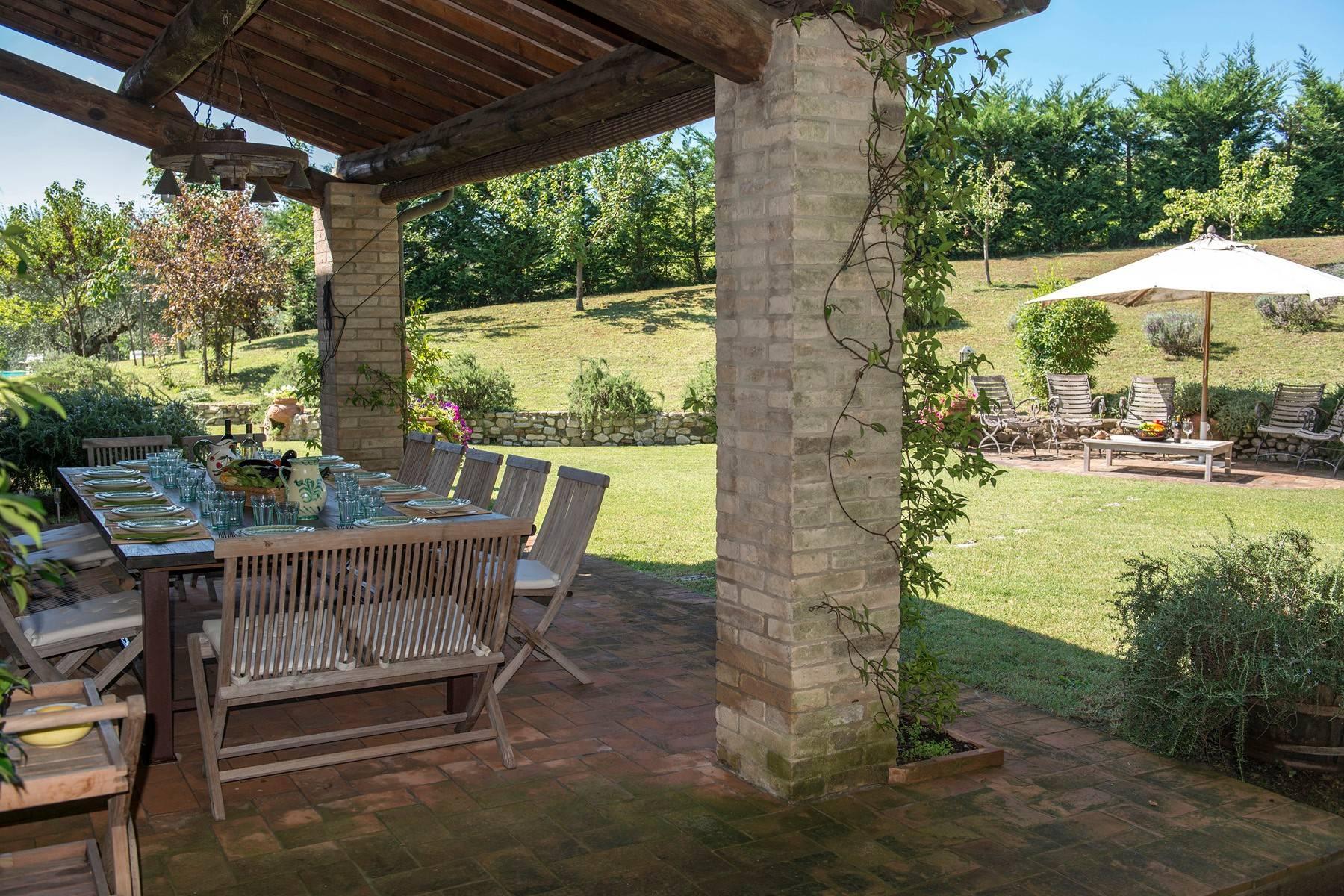 Villa in Vendita a Citta' Della Pieve: 5 locali, 350 mq - Foto 18