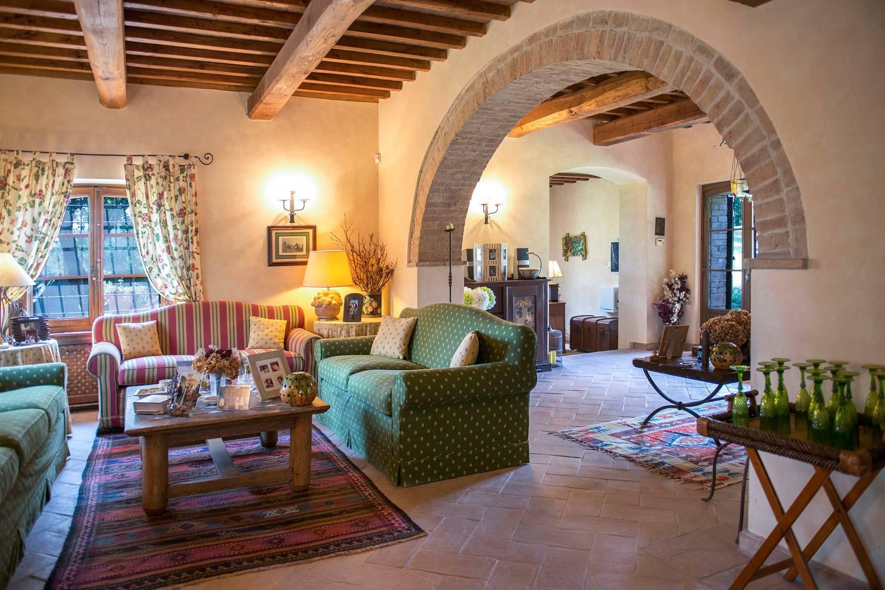 Villa in Vendita a Citta' Della Pieve: 5 locali, 350 mq - Foto 21