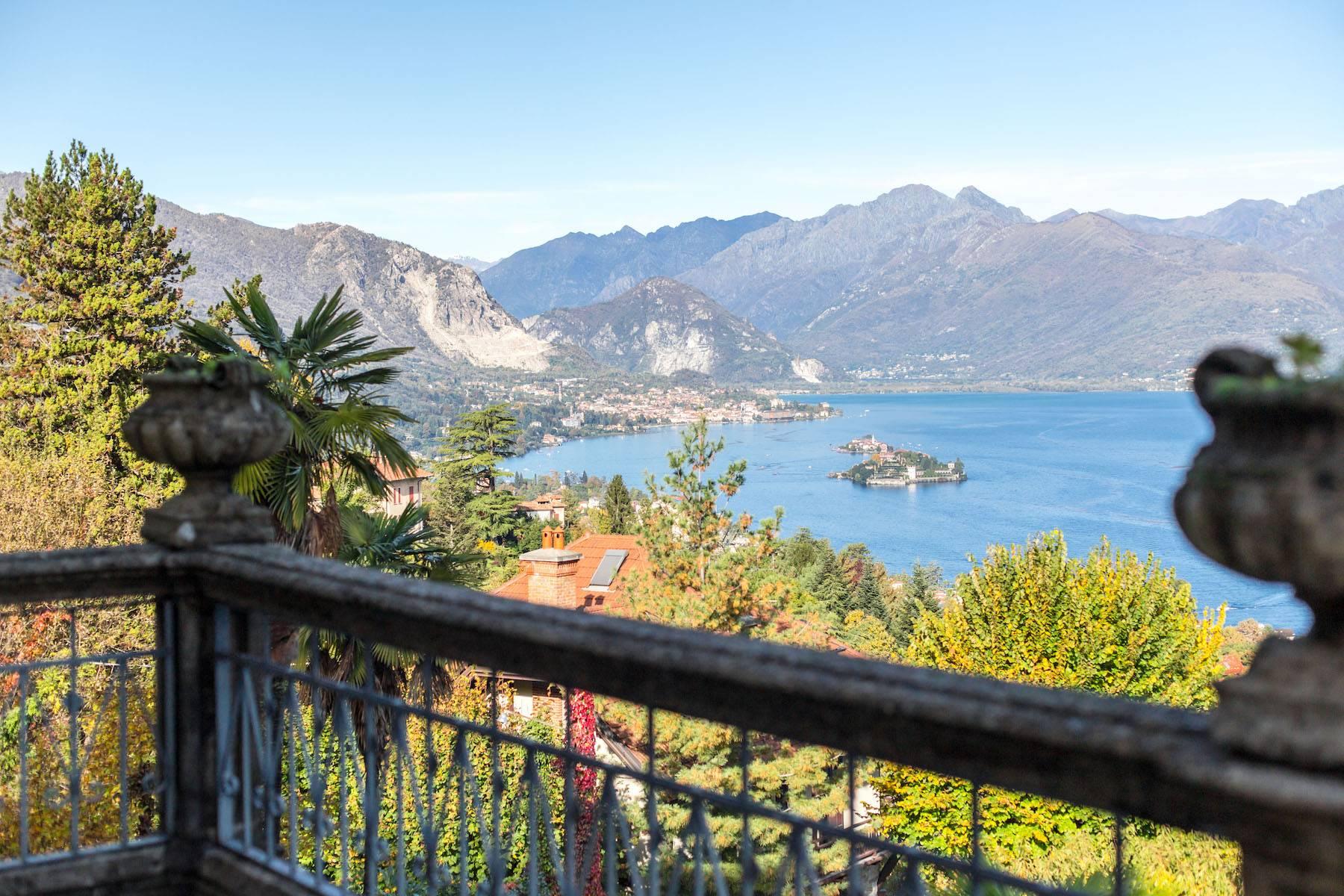Villa in Affitto a Stresa: 5 locali, 300 mq - Foto 19