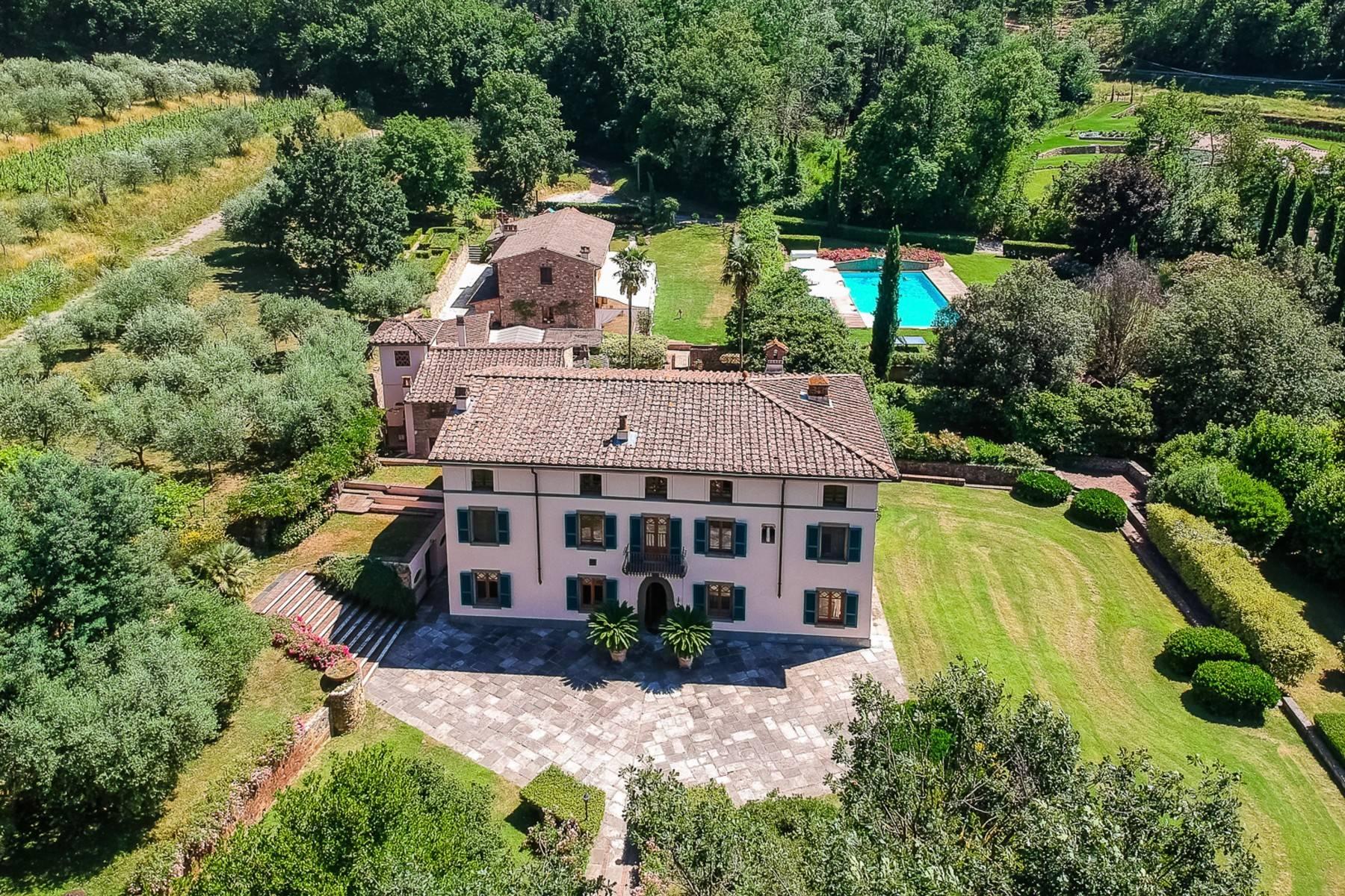 Villa in Vendita a Lucca via della pieve vecchia