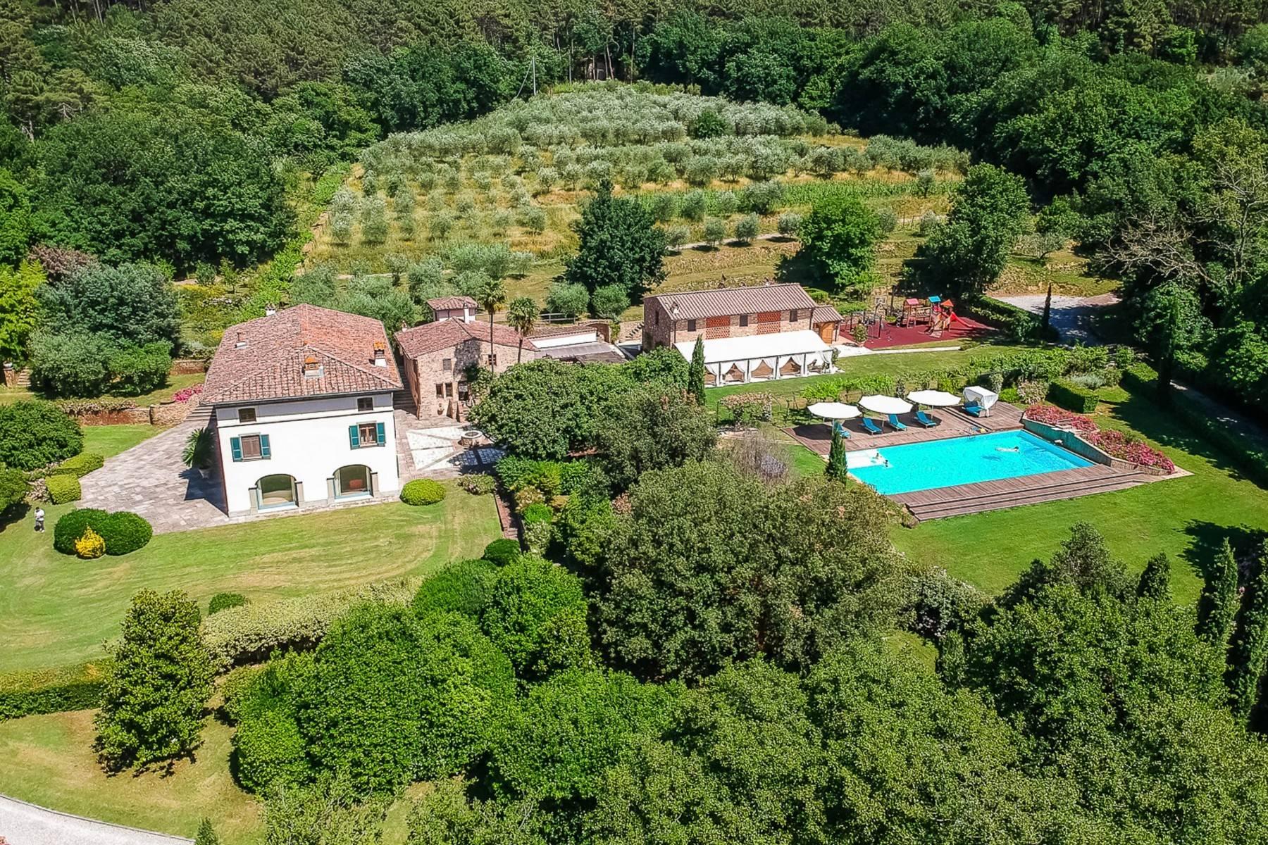 Villa in Vendita a Lucca: 5 locali, 1130 mq - Foto 14