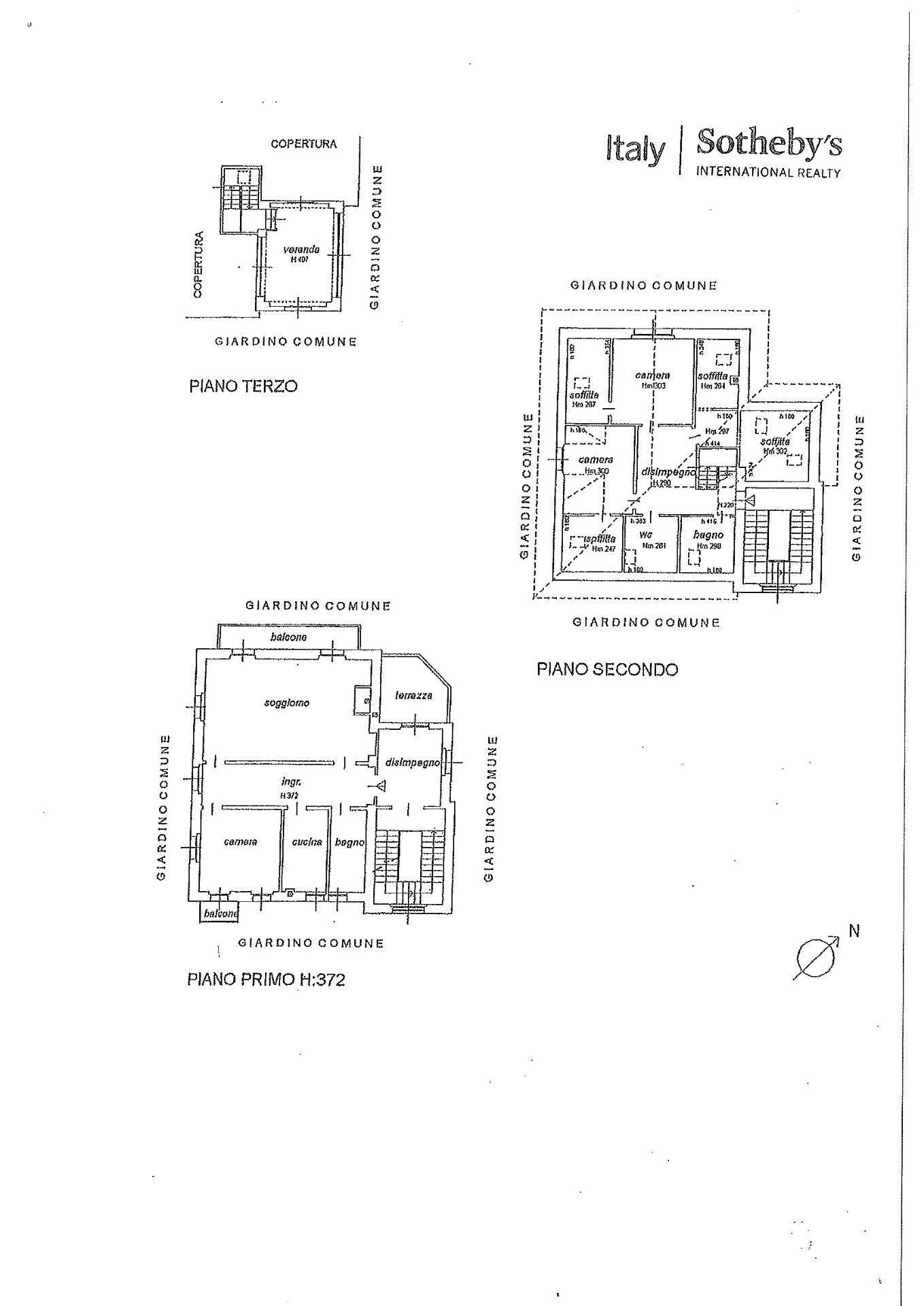 Villa in Affitto a Porto Valtravaglia: 5 locali, 400 mq - Foto 2