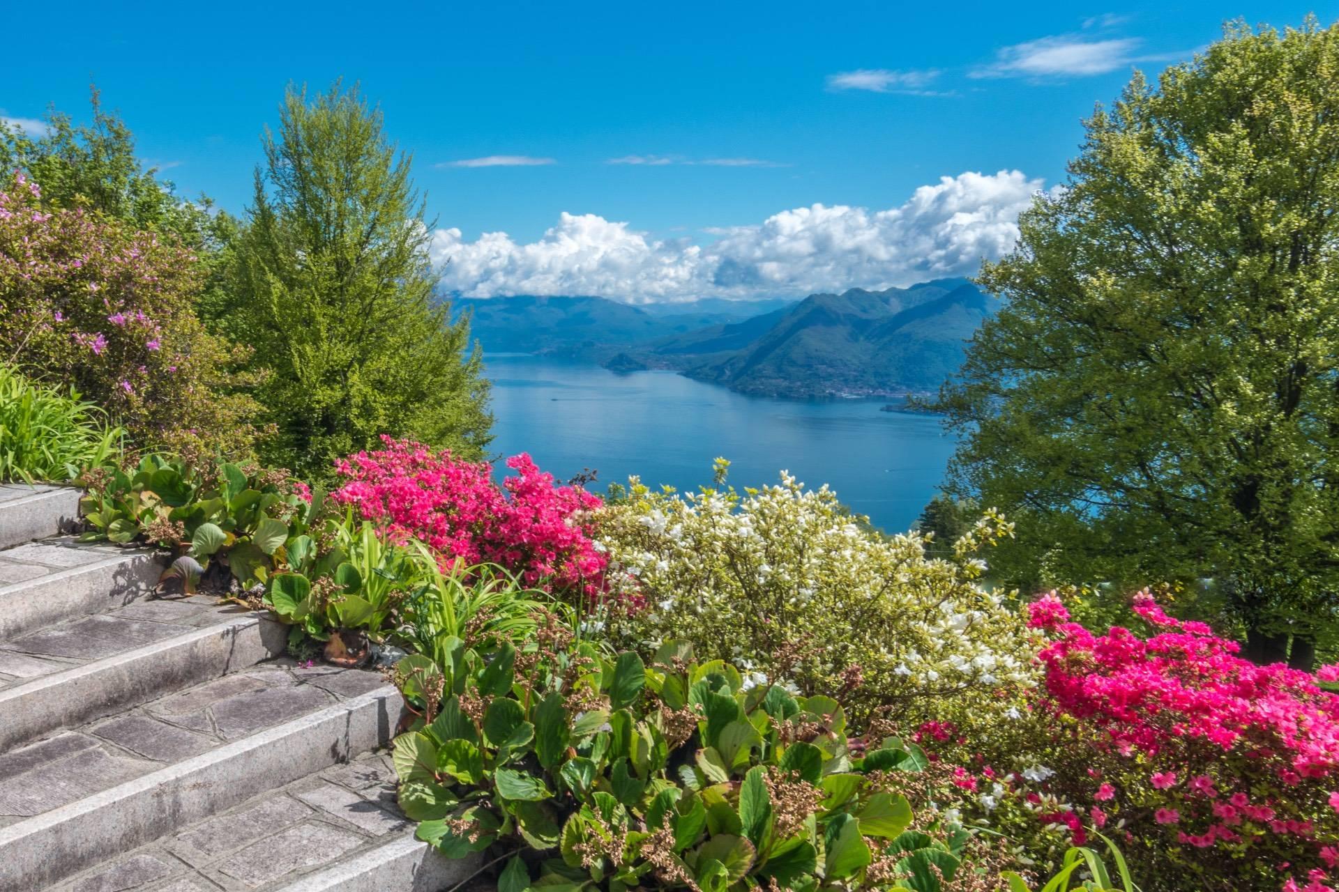 Villa in Affitto a Stresa: 5 locali, 750 mq - Foto 5