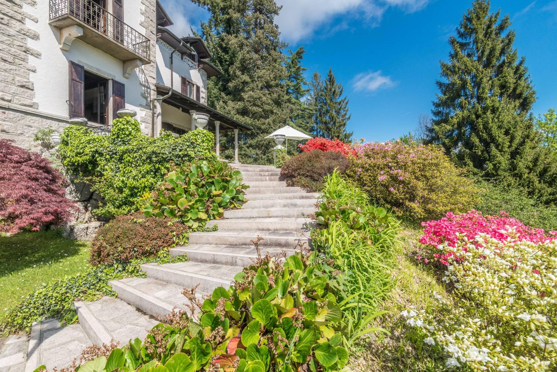 Villa in Affitto a Stresa: 5 locali, 750 mq - Foto 9