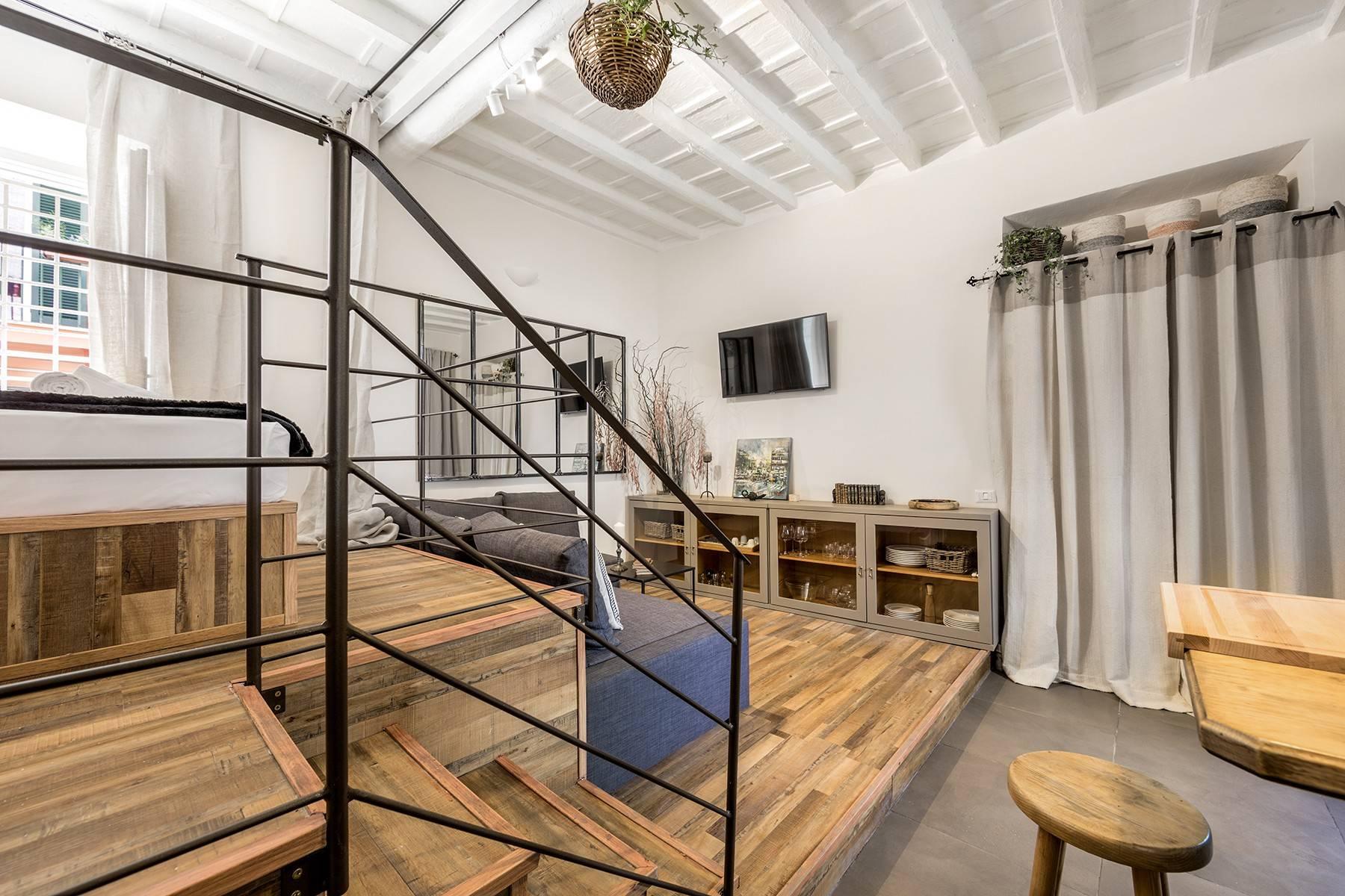 Appartamento in Affitto a Roma 28 Trastevere / Testaccio: 1 locali, 45 mq