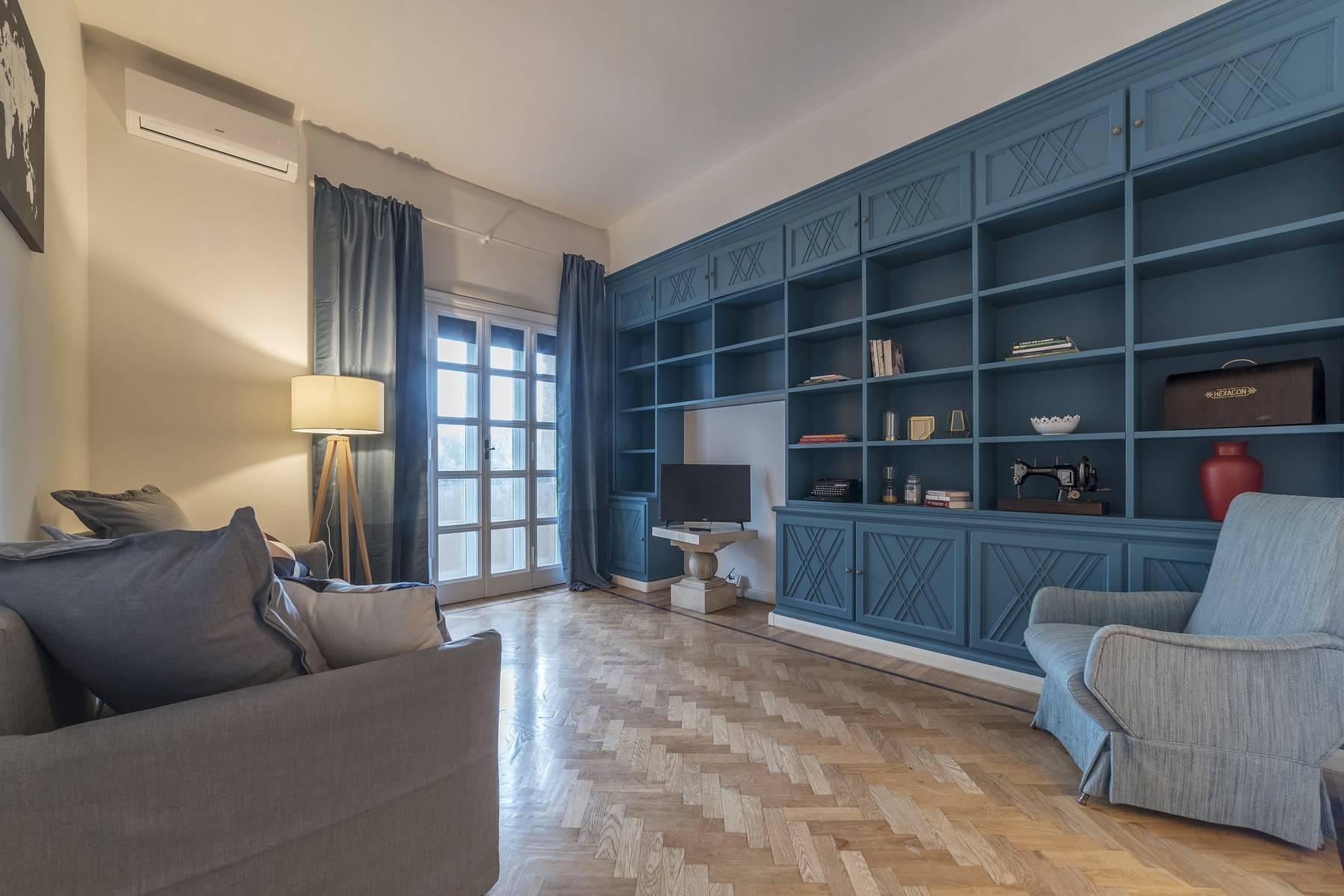 Appartamento in Affitto a Roma 02 Parioli / Pinciano / Flaminio: 5 locali, 90 mq
