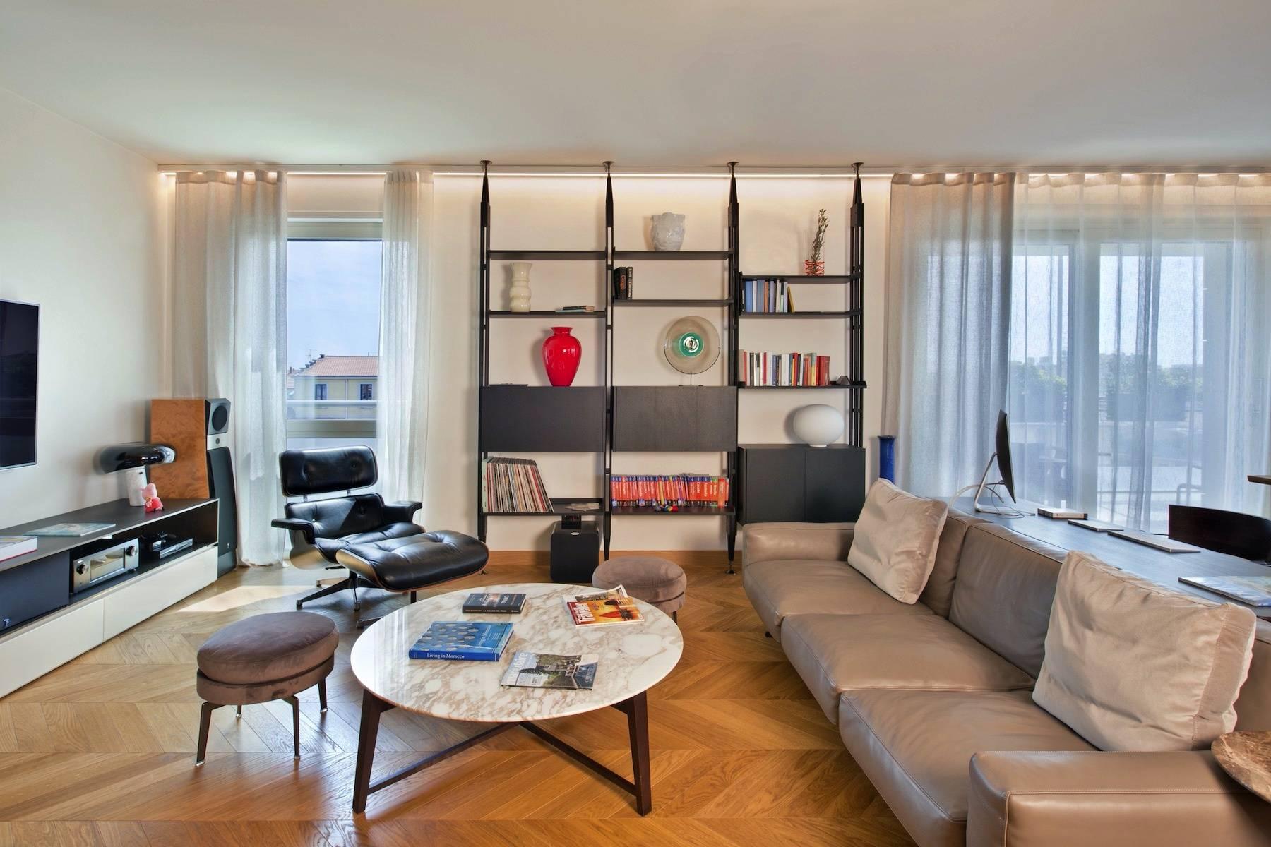Appartamento in Vendita a Milano via gerolamo tiraboschi