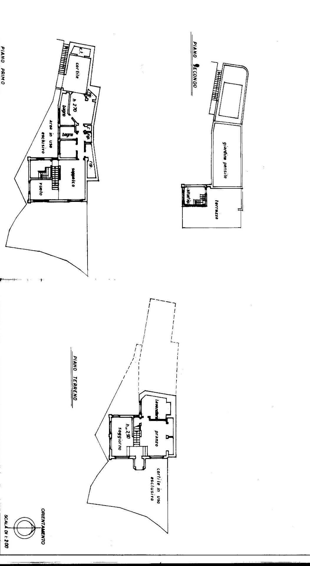 Villa in Vendita a Meina: 5 locali, 250 mq - Foto 30