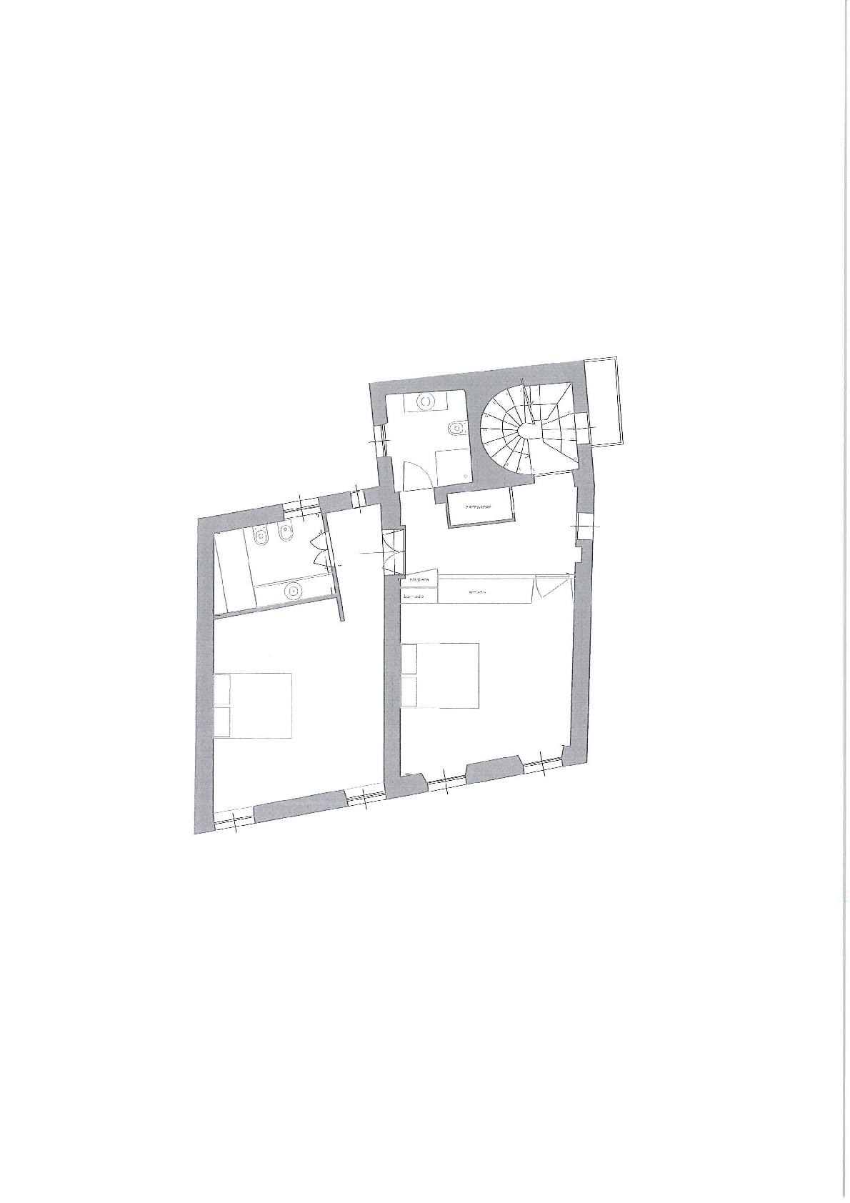 Appartamento in Affitto a Roma: 5 locali, 350 mq - Foto 24