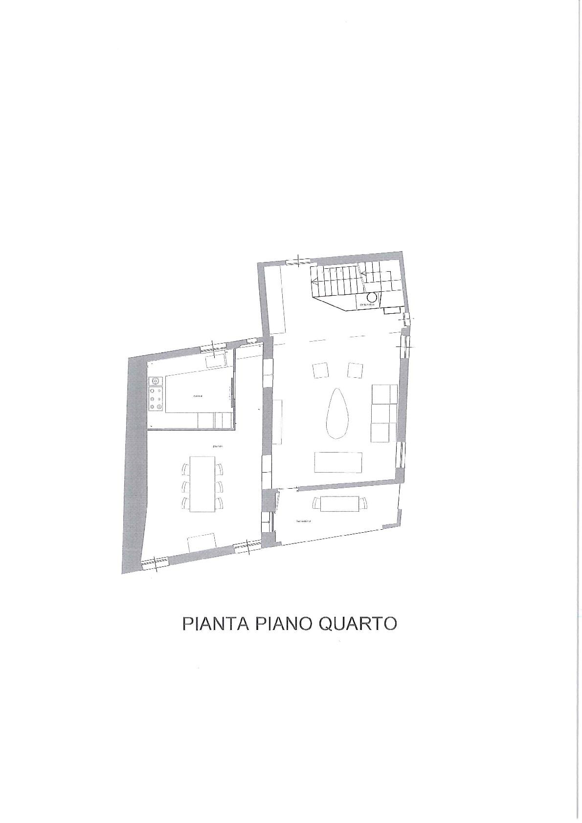 Appartamento in Affitto a Roma: 5 locali, 350 mq - Foto 25