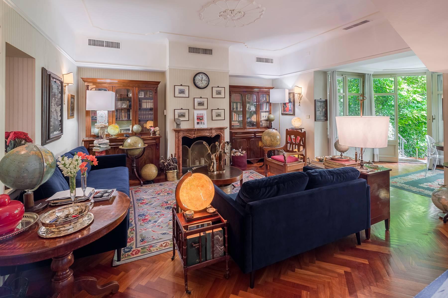 Villa in Affitto a Milano: 5 locali, 285 mq - Foto 16