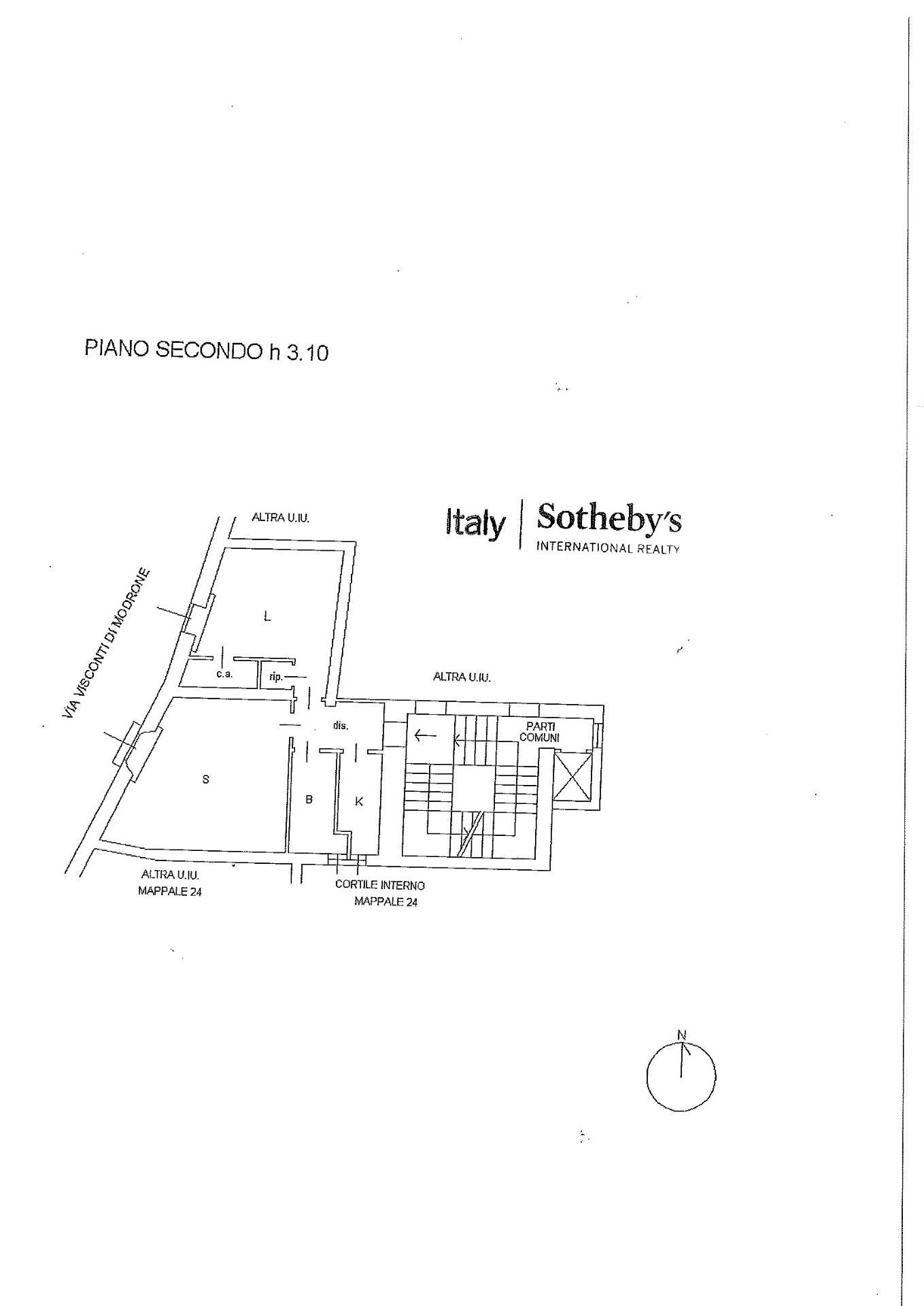 Appartamento in Affitto a Milano: 2 locali, 71 mq - Foto 10