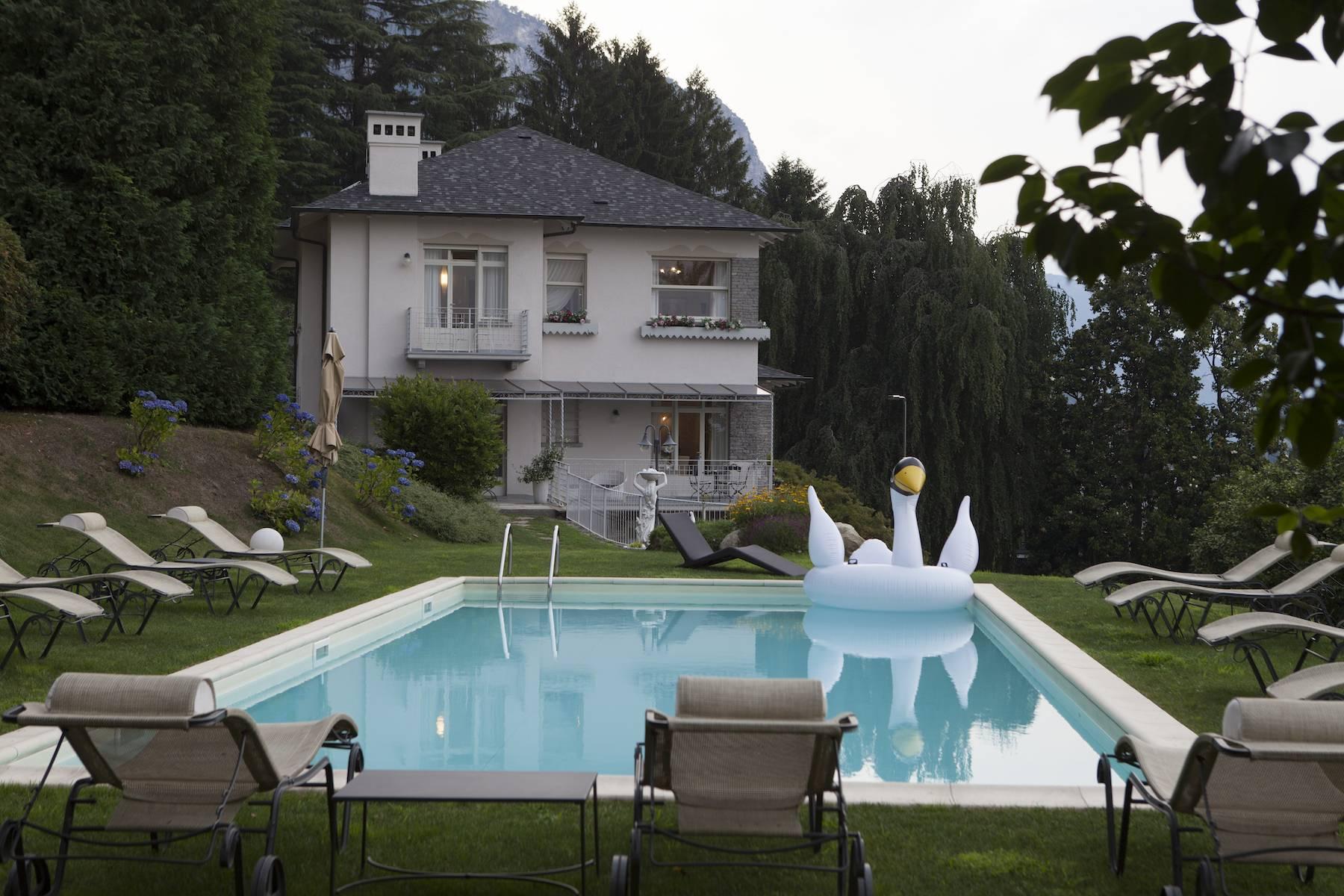 Villa in Affitto a Baveno via marconi