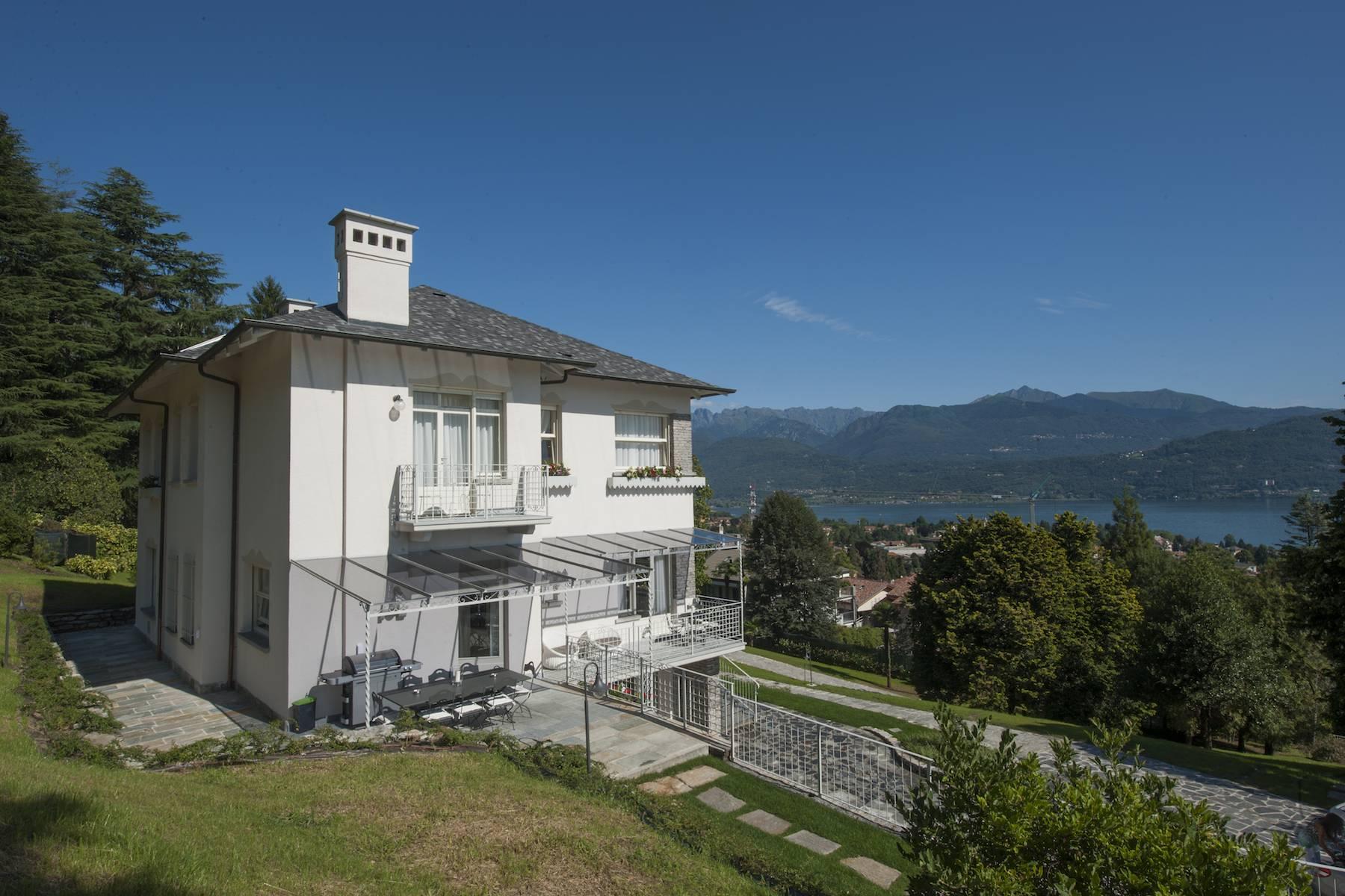 Villa in Affitto a Baveno: 5 locali, 600 mq - Foto 26