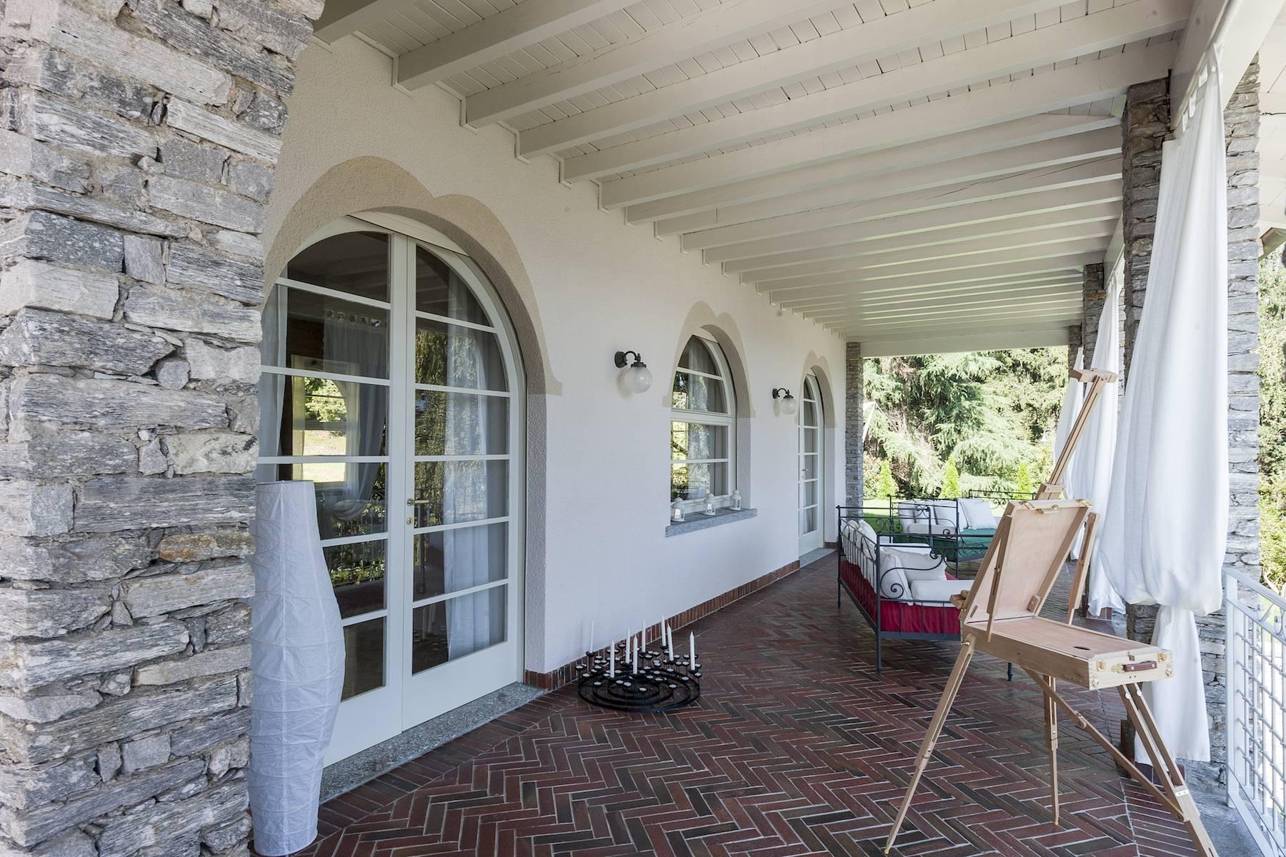 Villa in Affitto a Baveno: 5 locali, 600 mq - Foto 14