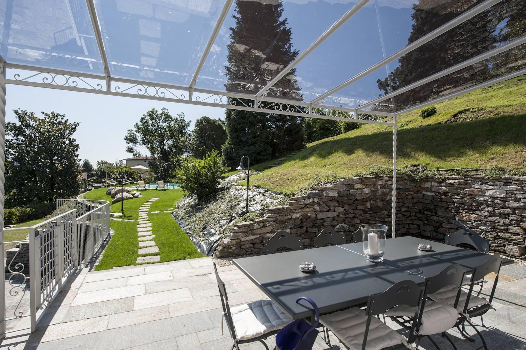 Villa in Affitto a Baveno: 5 locali, 600 mq - Foto 25