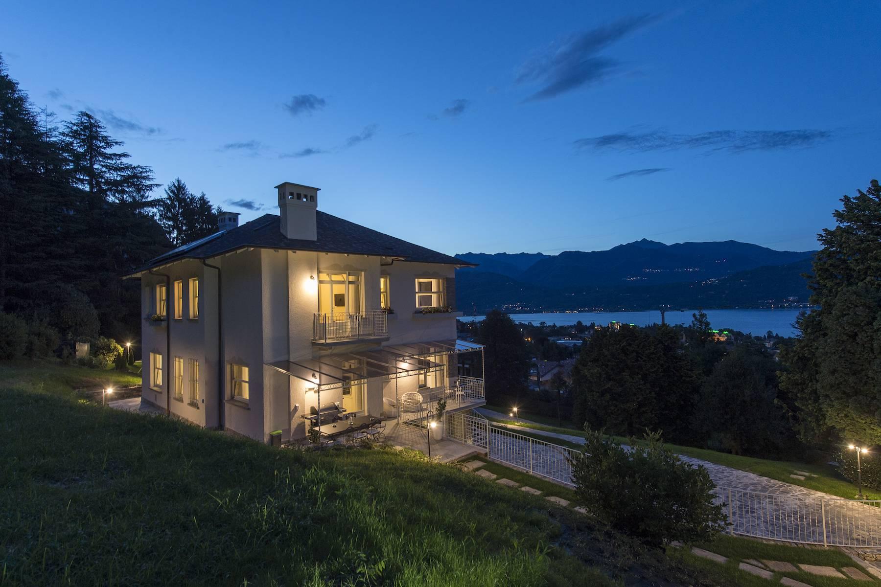 Villa in Affitto a Baveno: 5 locali, 600 mq - Foto 27
