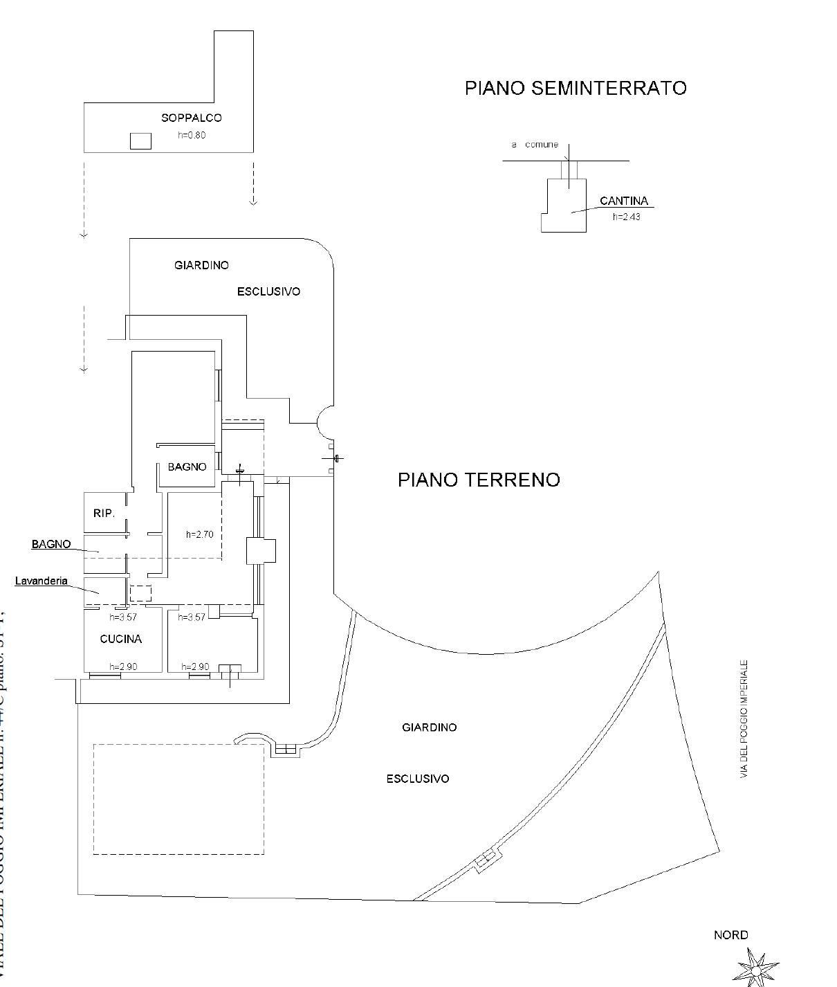 Appartamento in Vendita a Firenze: 5 locali, 82 mq - Foto 12