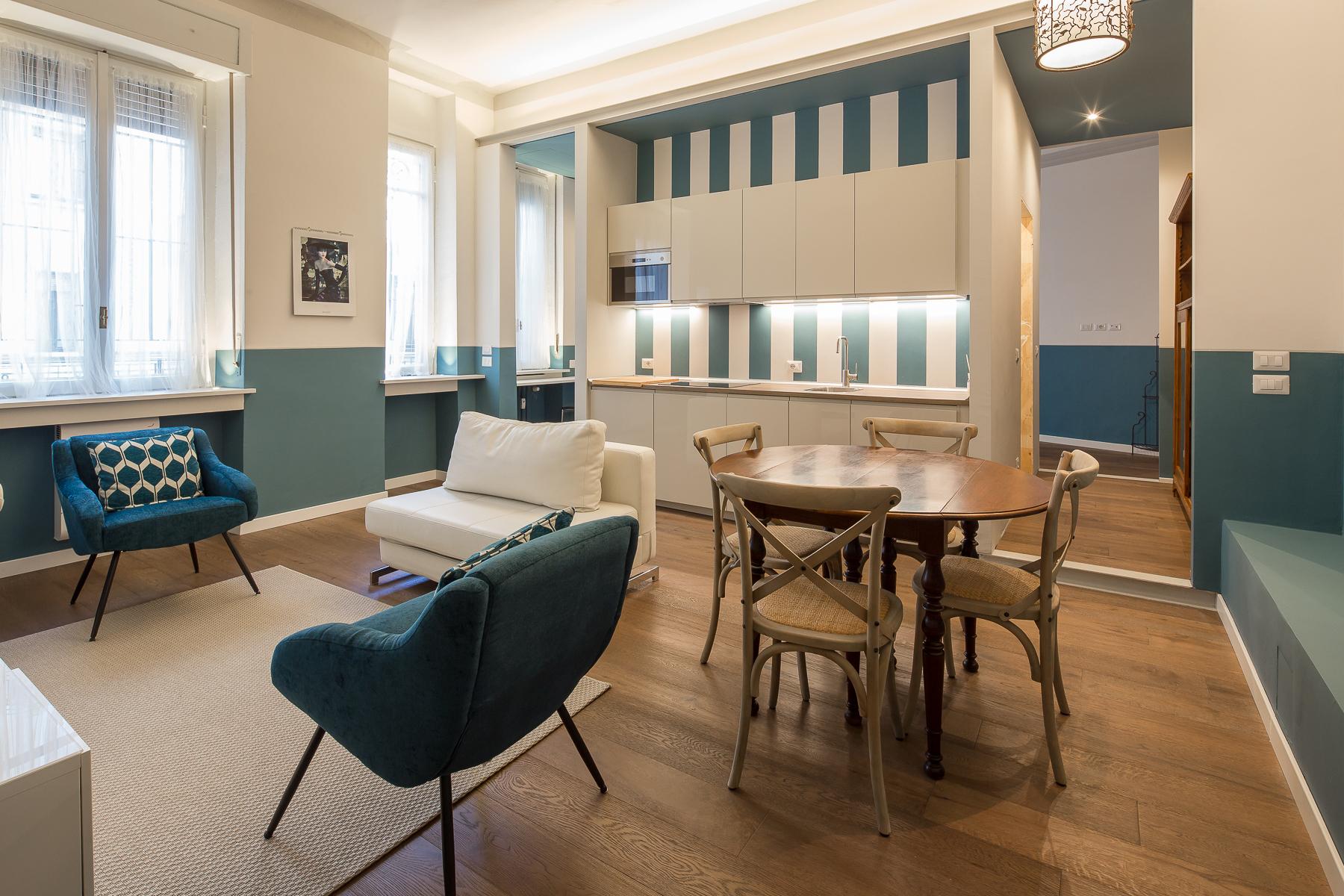 Appartamento in Vendita a Milano via morozzo della rocca