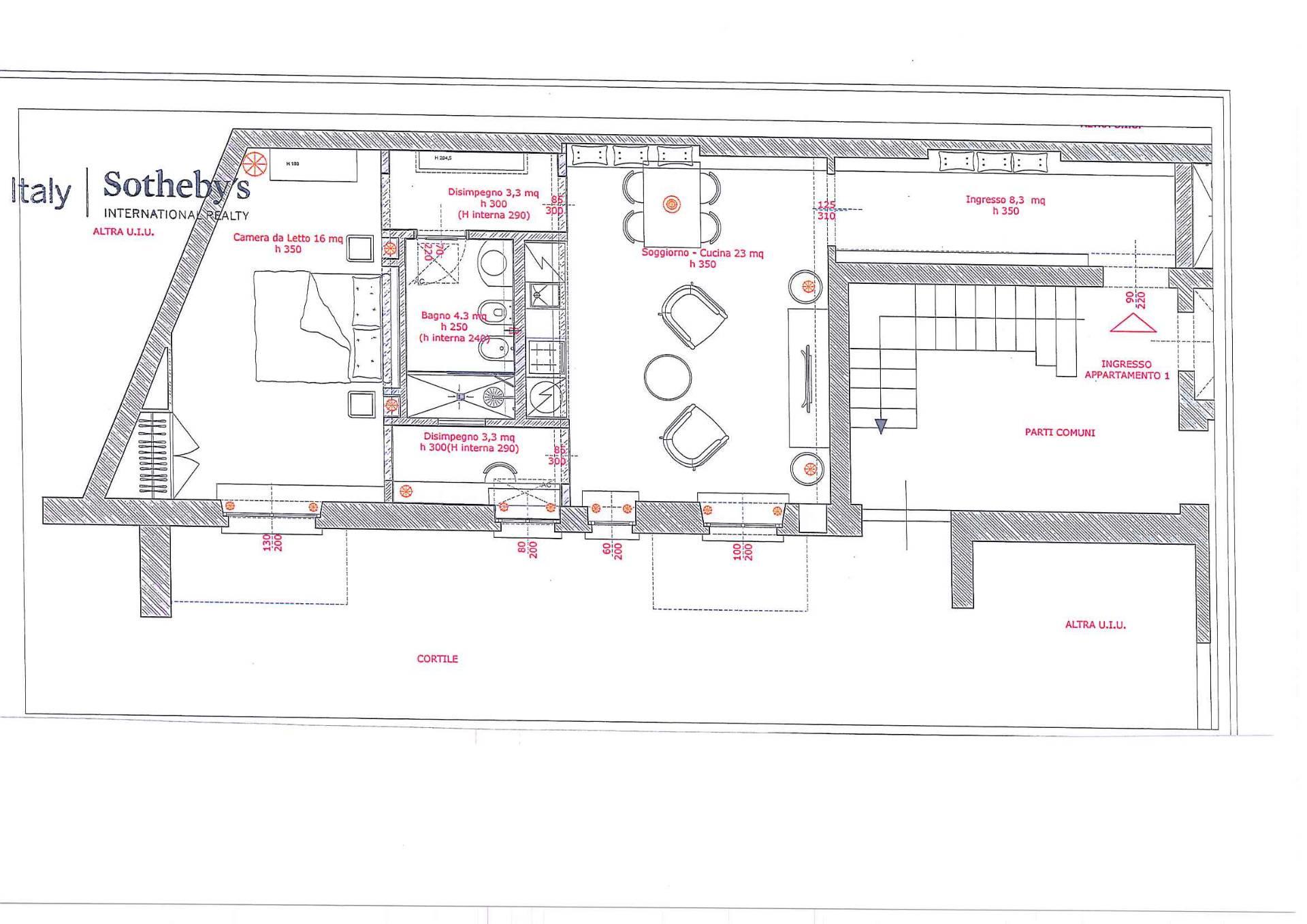 Appartamento in Vendita a Milano: 2 locali, 72 mq - Foto 17