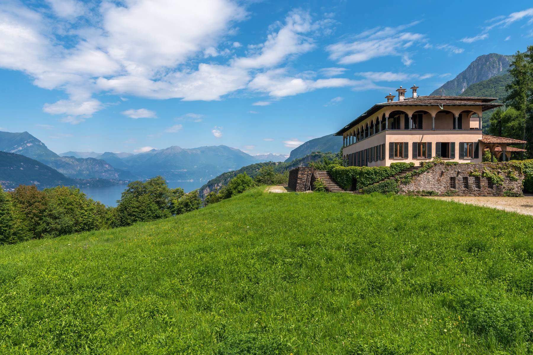 Villa in Vendita a Mandello Del Lario: 5 locali, 900 mq - Foto 3