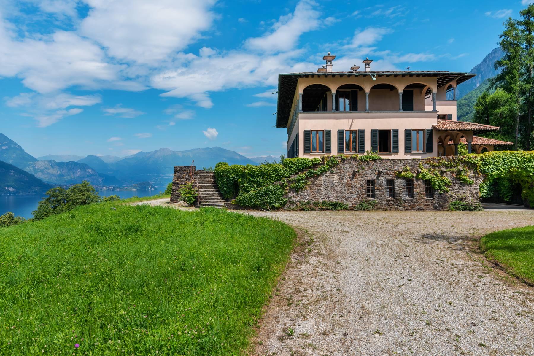 Villa in Vendita a Mandello Del Lario: 5 locali, 900 mq - Foto 6