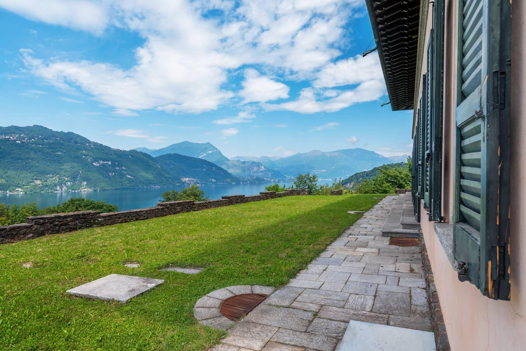 Villa in Vendita a Mandello Del Lario: 5 locali, 900 mq - Foto 5