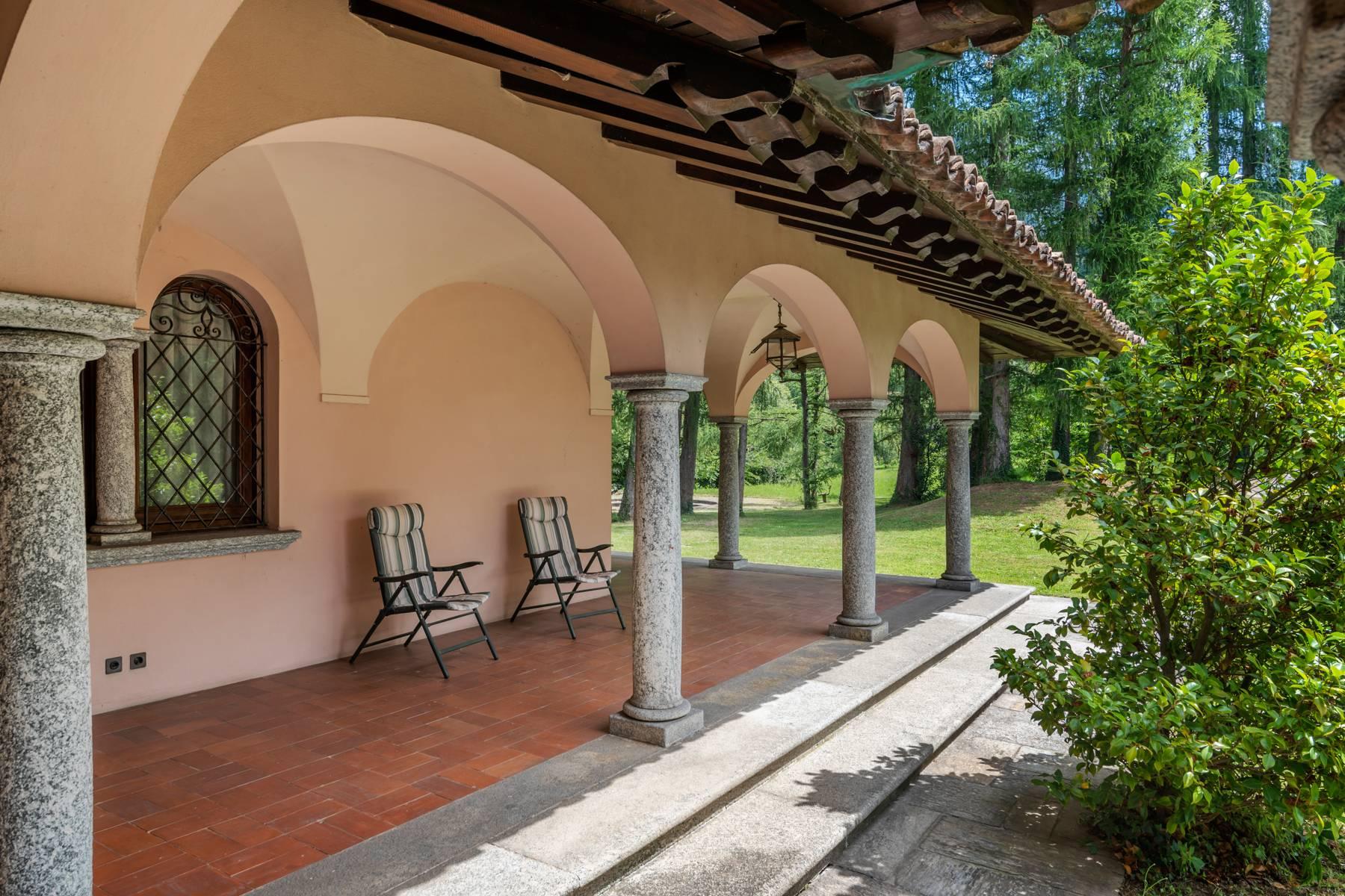 Villa in Vendita a Mandello Del Lario: 5 locali, 900 mq - Foto 13