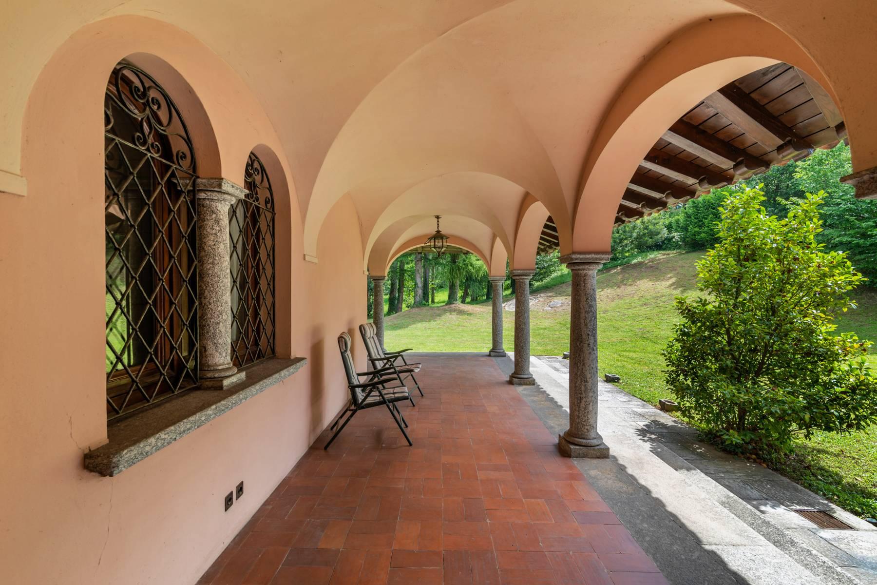 Villa in Vendita a Mandello Del Lario: 5 locali, 900 mq - Foto 14