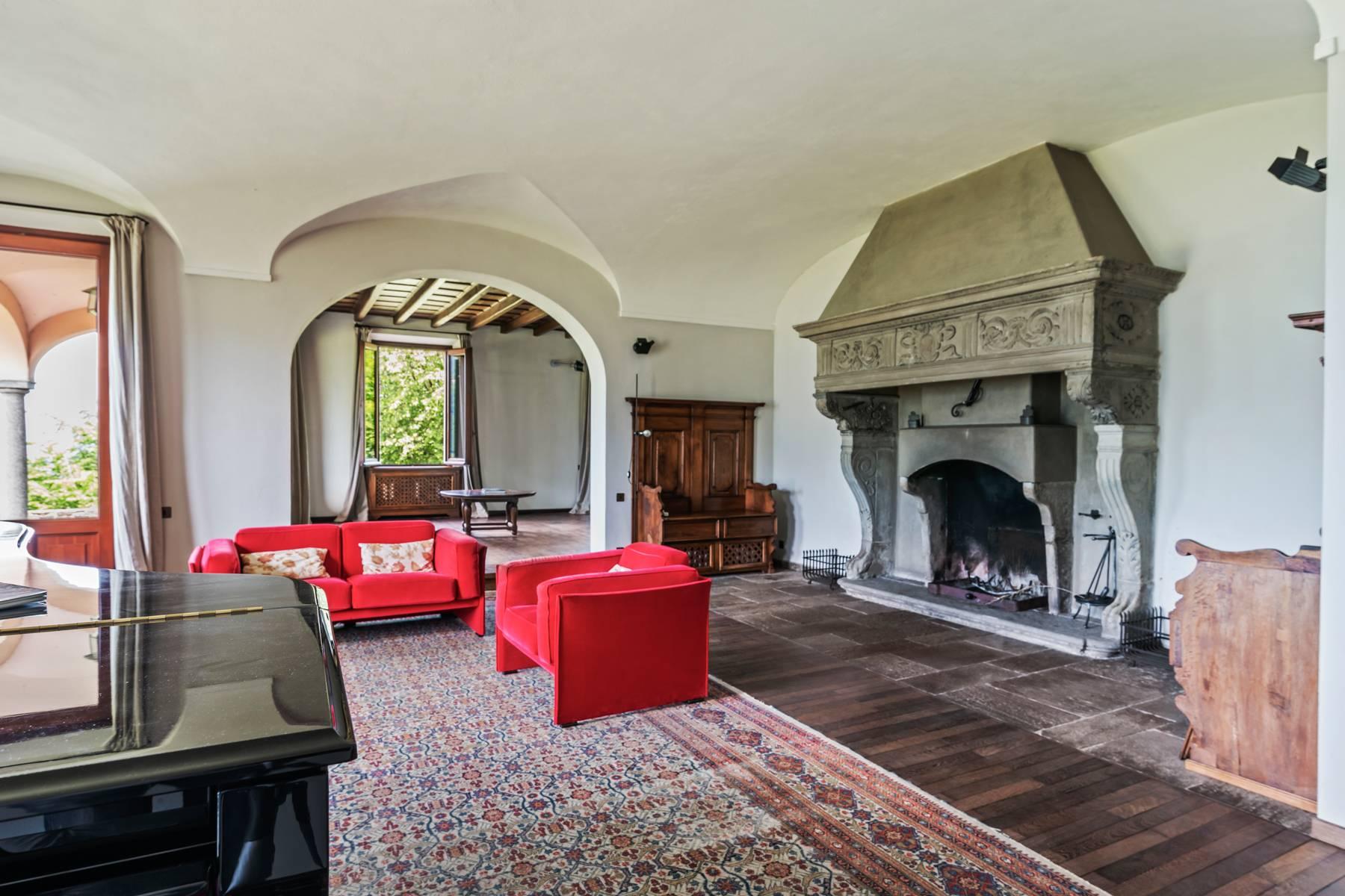 Villa in Vendita a Mandello Del Lario: 5 locali, 900 mq - Foto 16