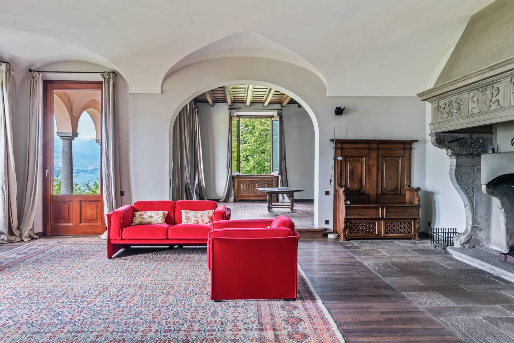 Villa in Vendita a Mandello Del Lario: 5 locali, 900 mq - Foto 17